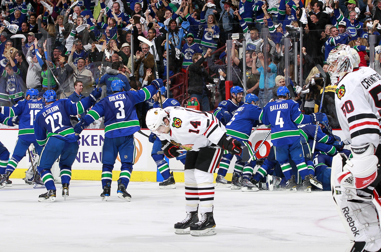 Chicago Blackhawks v Vancouver Canucks - Game Seven