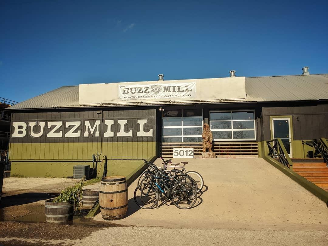 Buzz Mill Shady