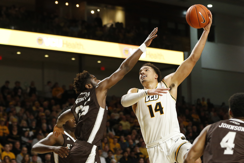 NCAA Basketball: St. Bonaventure at VCU
