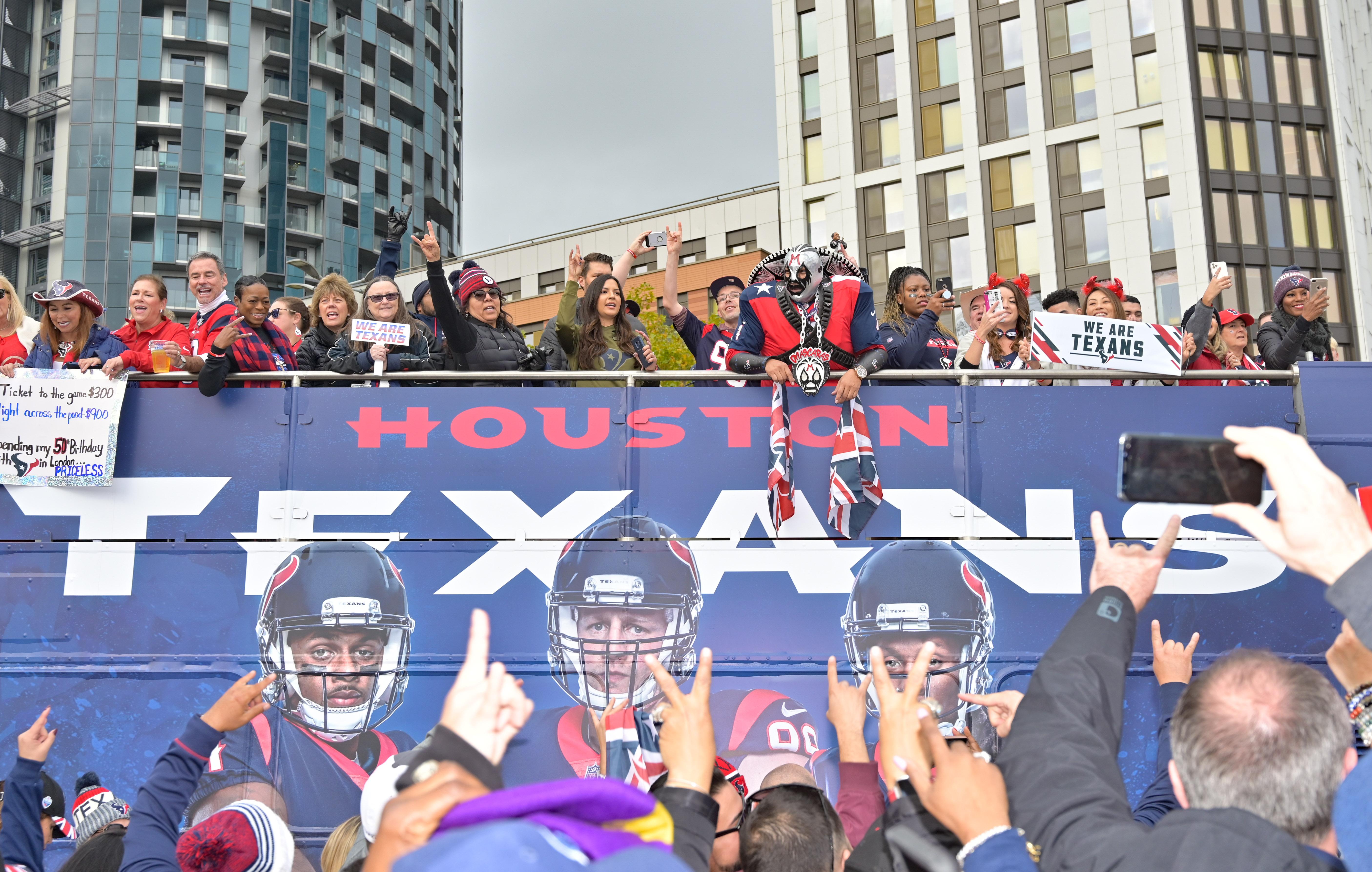 NFL: International Series-Houston Texans at Jacksonville Jaguars