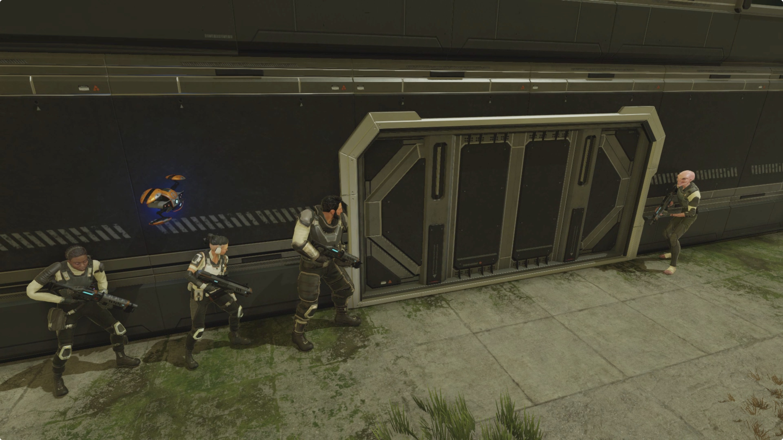 How to use XCOM: Chimera Squad's Timeline