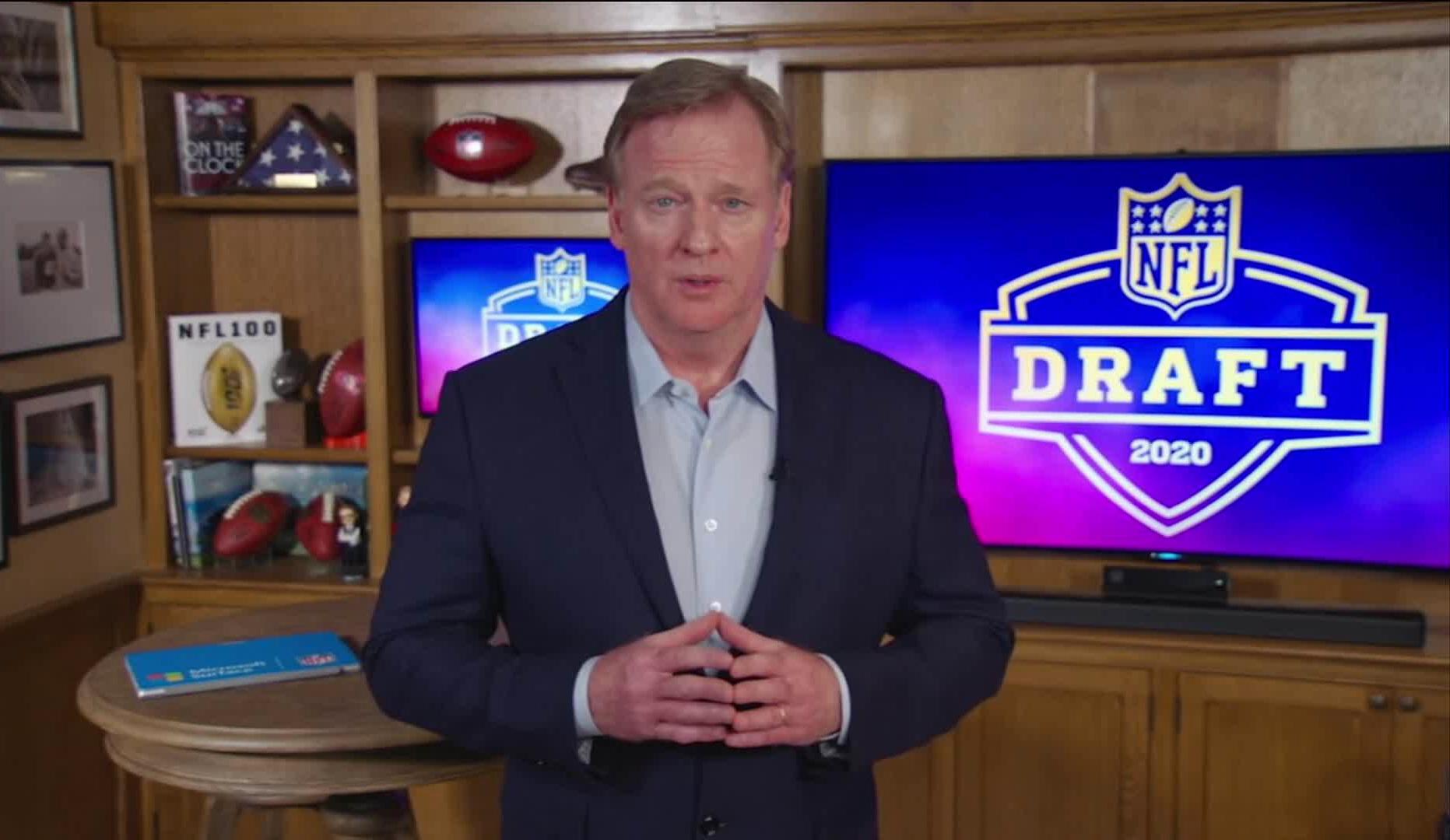 2020 NFL Draft - Round 1
