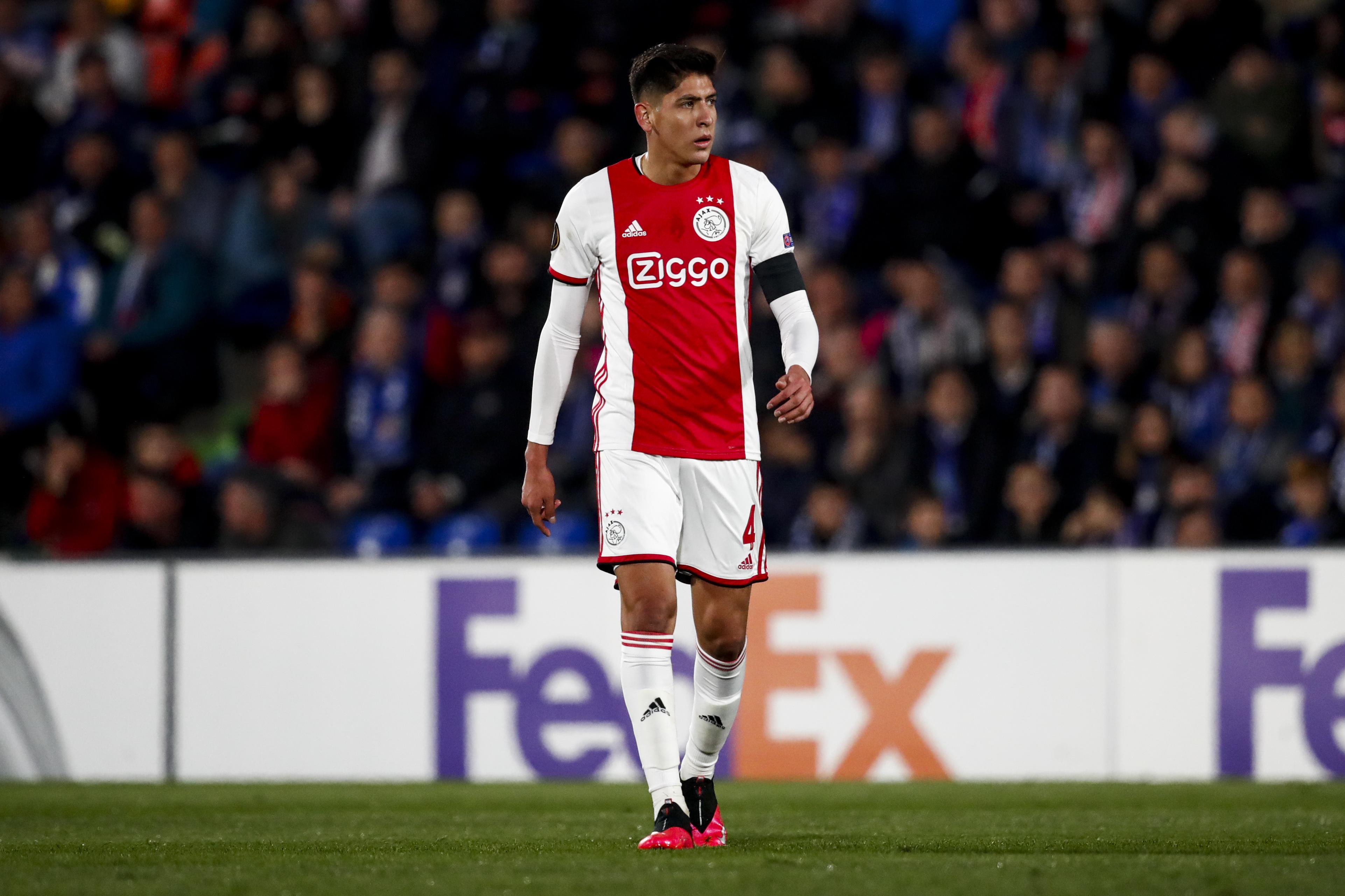 Getafe v Ajax - UEFA Europa League