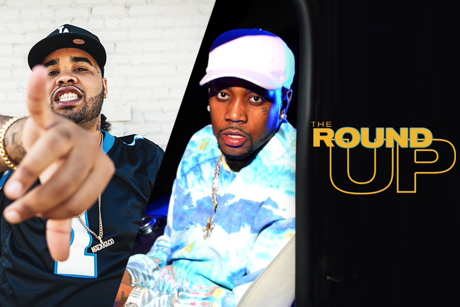 """Fivio Foreign and Rucci on """"The Round Up"""""""