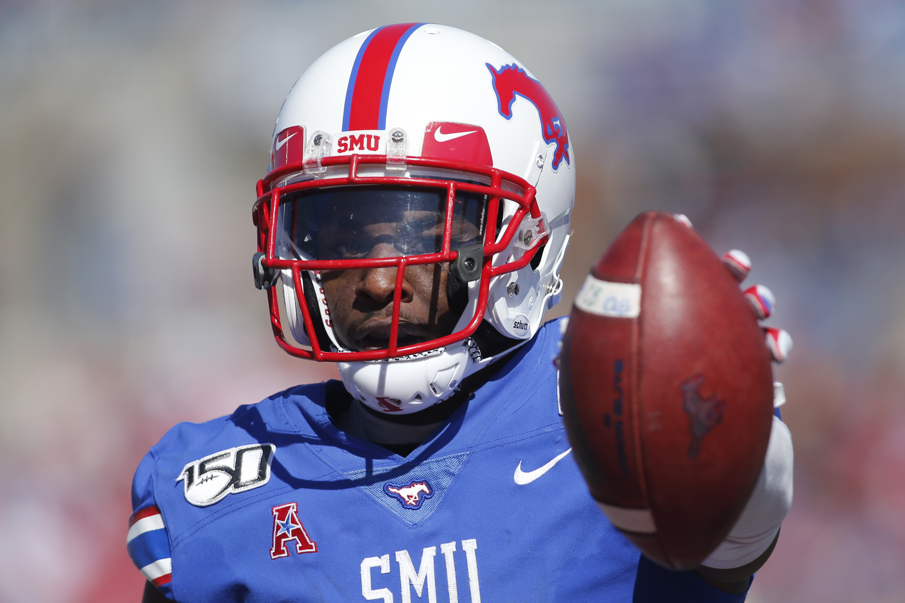 NCAA Football: East Carolina at Southern Methodist