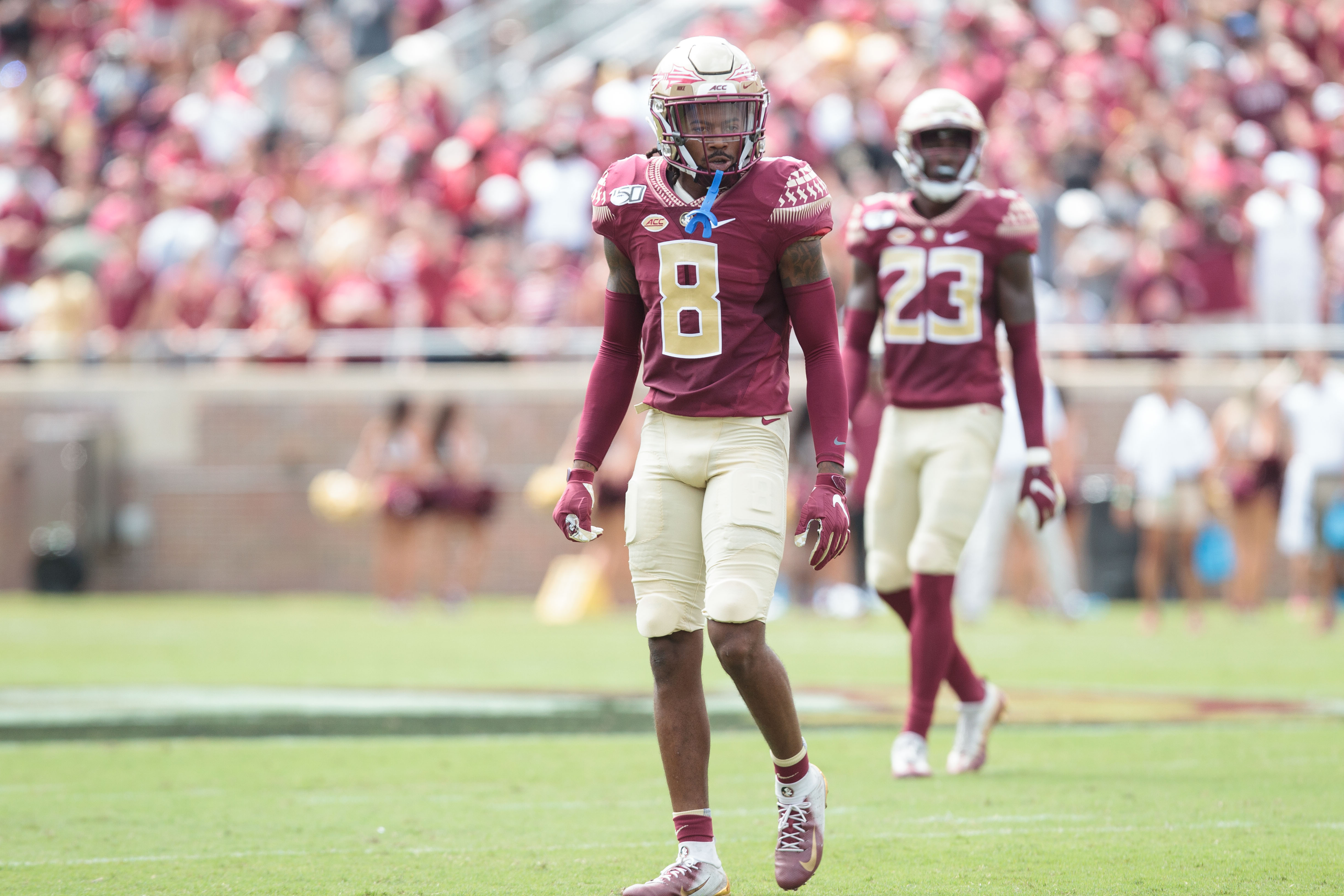 COLLEGE FOOTBALL: AUG 31 Boise State v Florida State