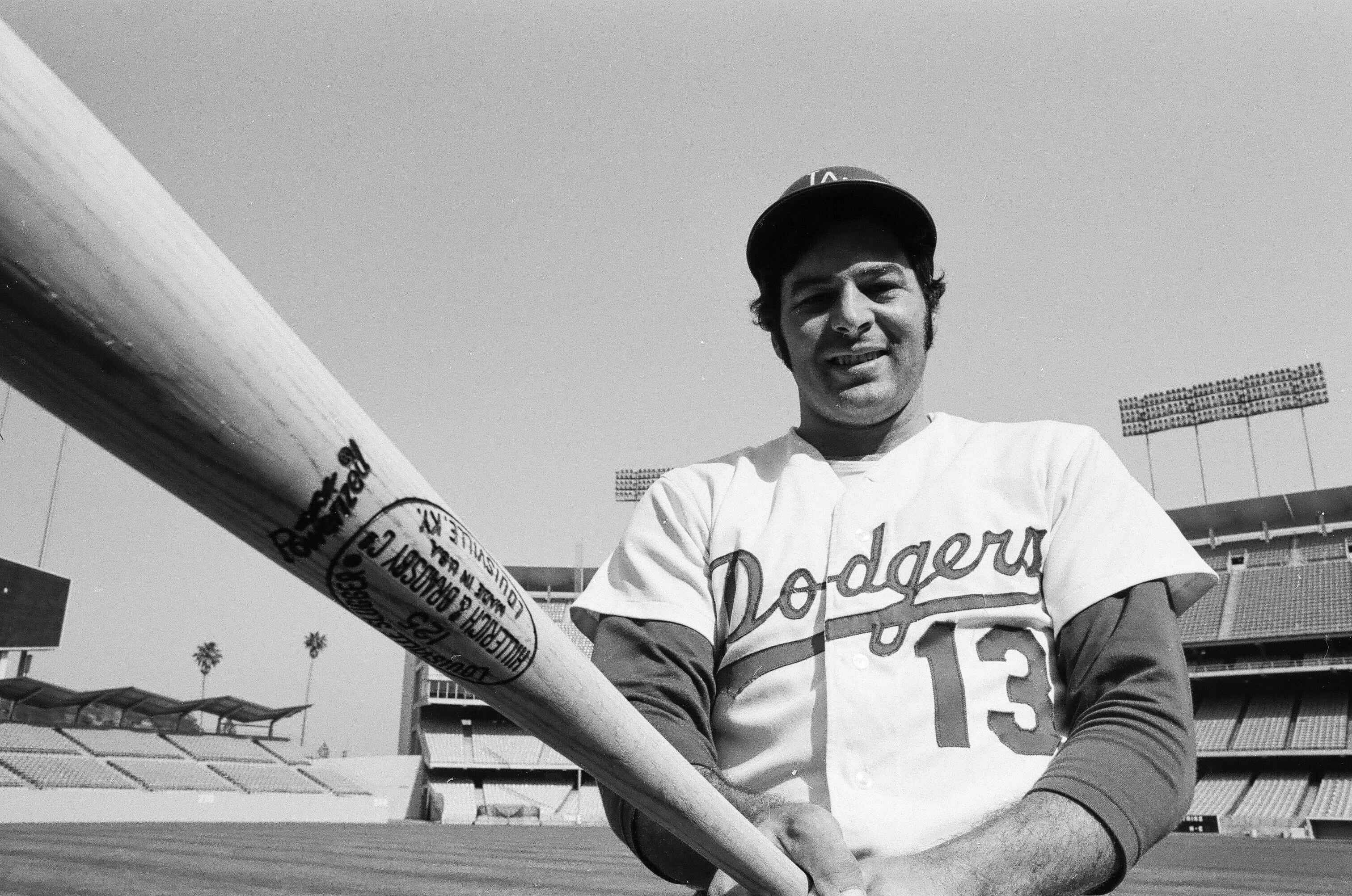 Joe Ferguson - Los Angeles Dodgers
