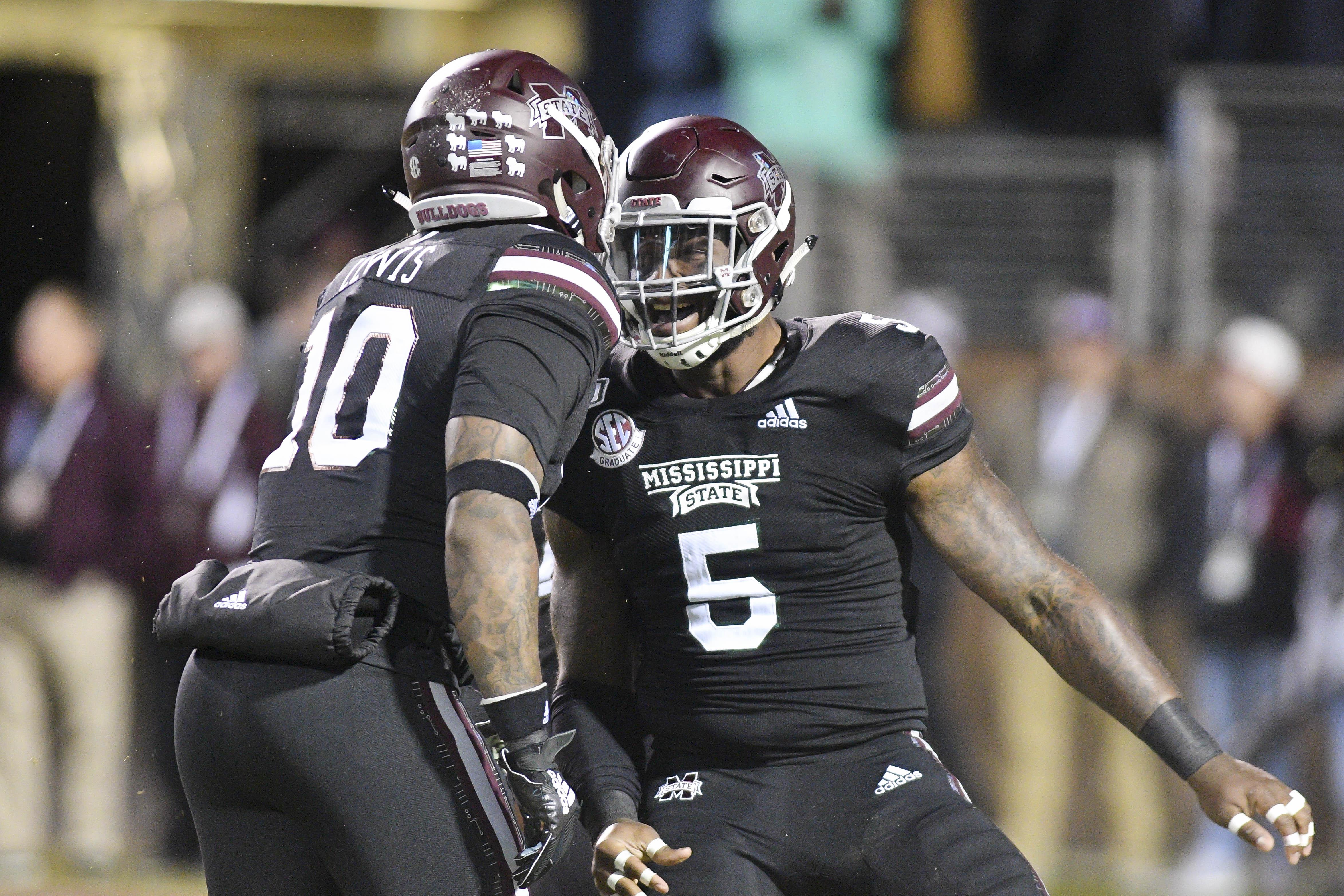 NCAA Football: Abilene Christian at Mississippi State