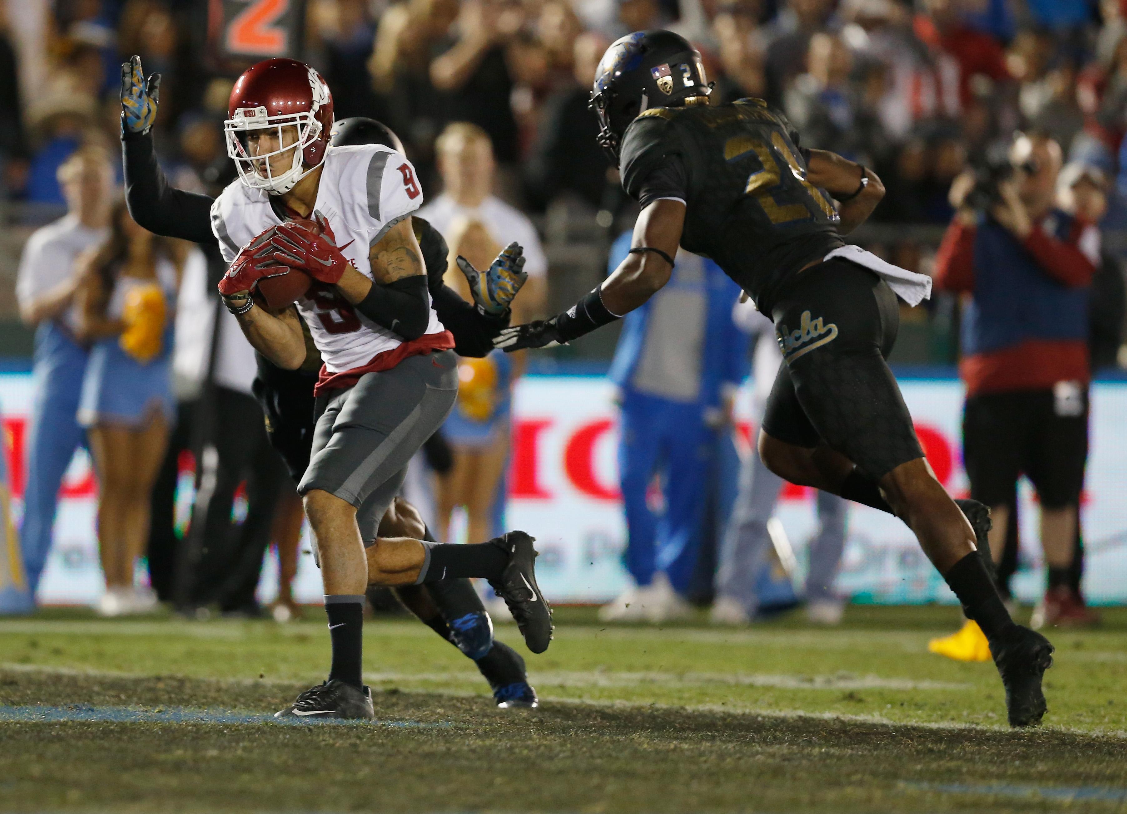 Washington State v UCLA