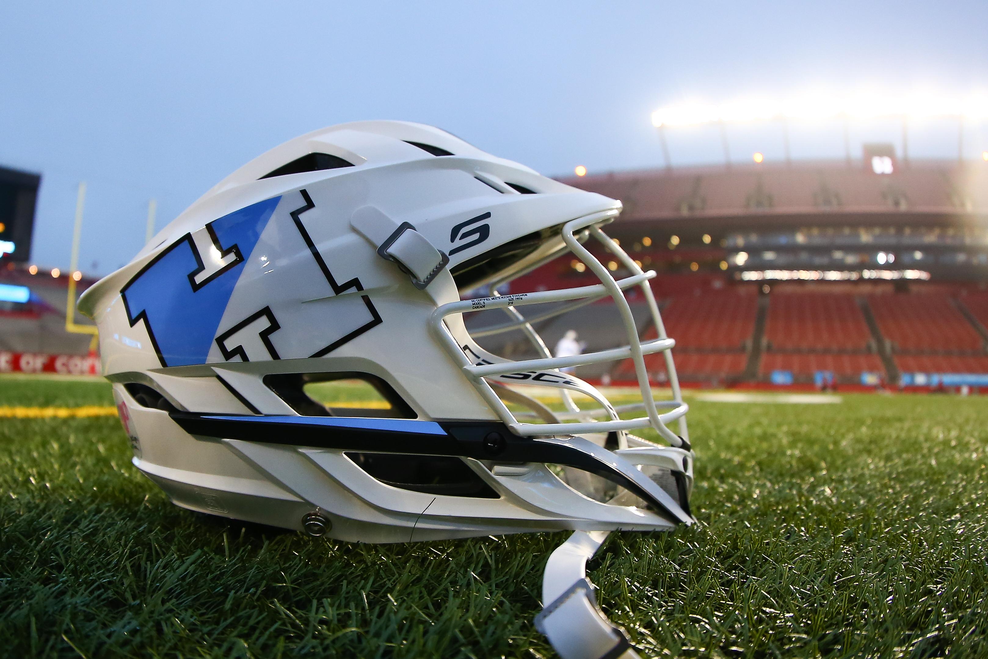 NCAA LACROSSE: MAY 02 Big Ten Men's Lacrosse Semi Finals - Maryland v Johns Hopkins
