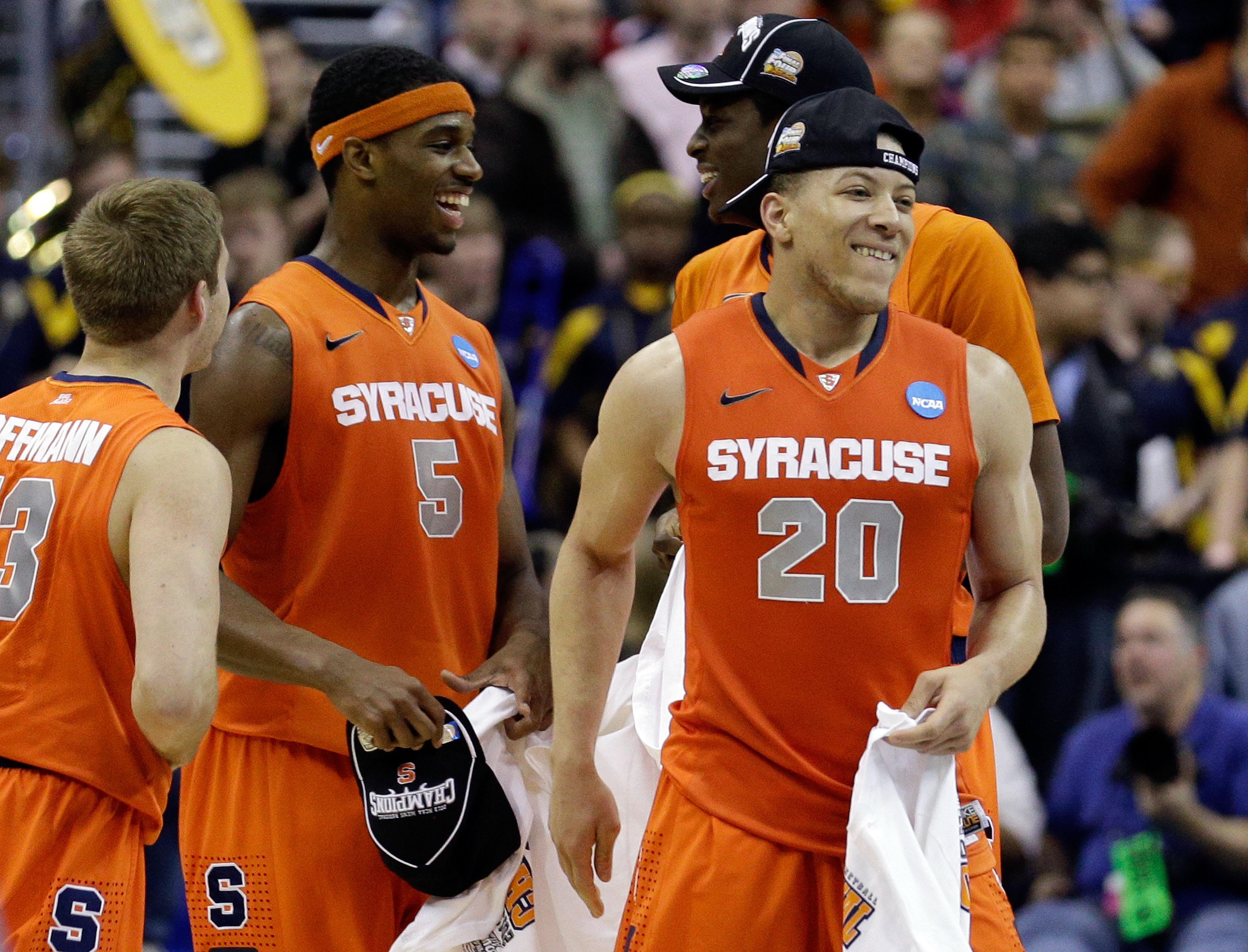 Syracuse v Marquette
