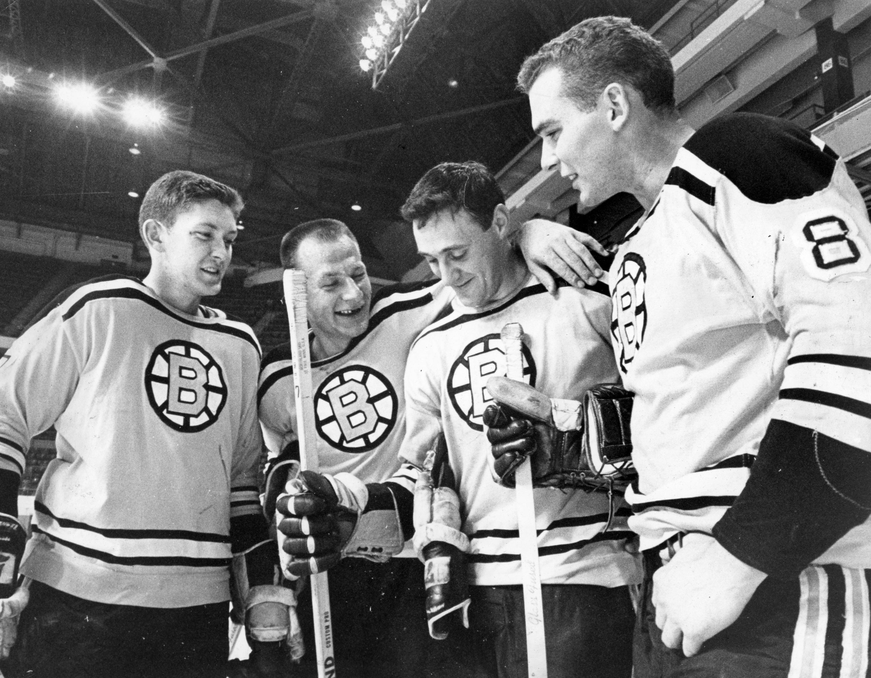 Boston Bruins Players 1967