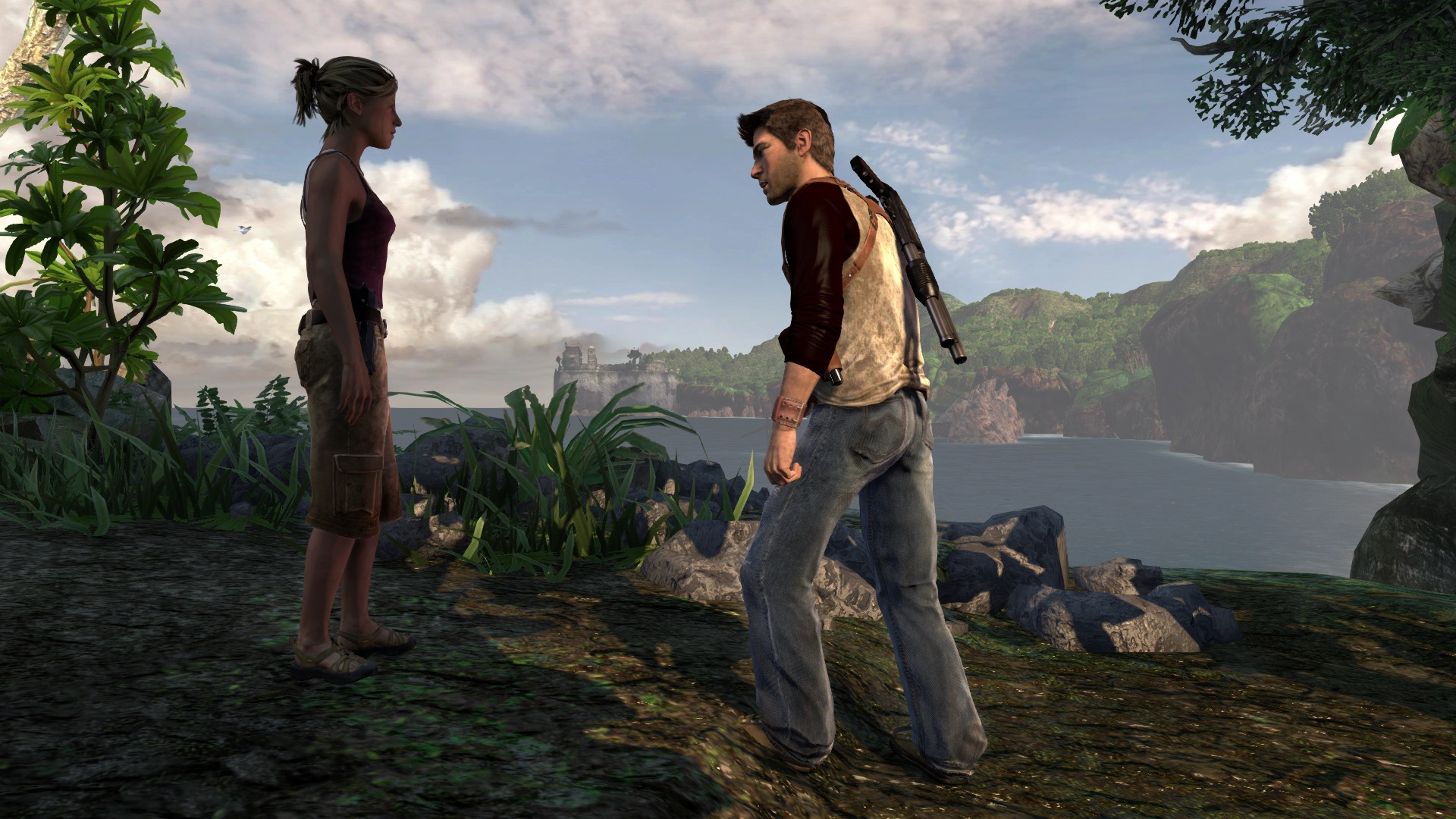 Uncharted: Drake's Fortune Chapter 11 collectible treasure locations