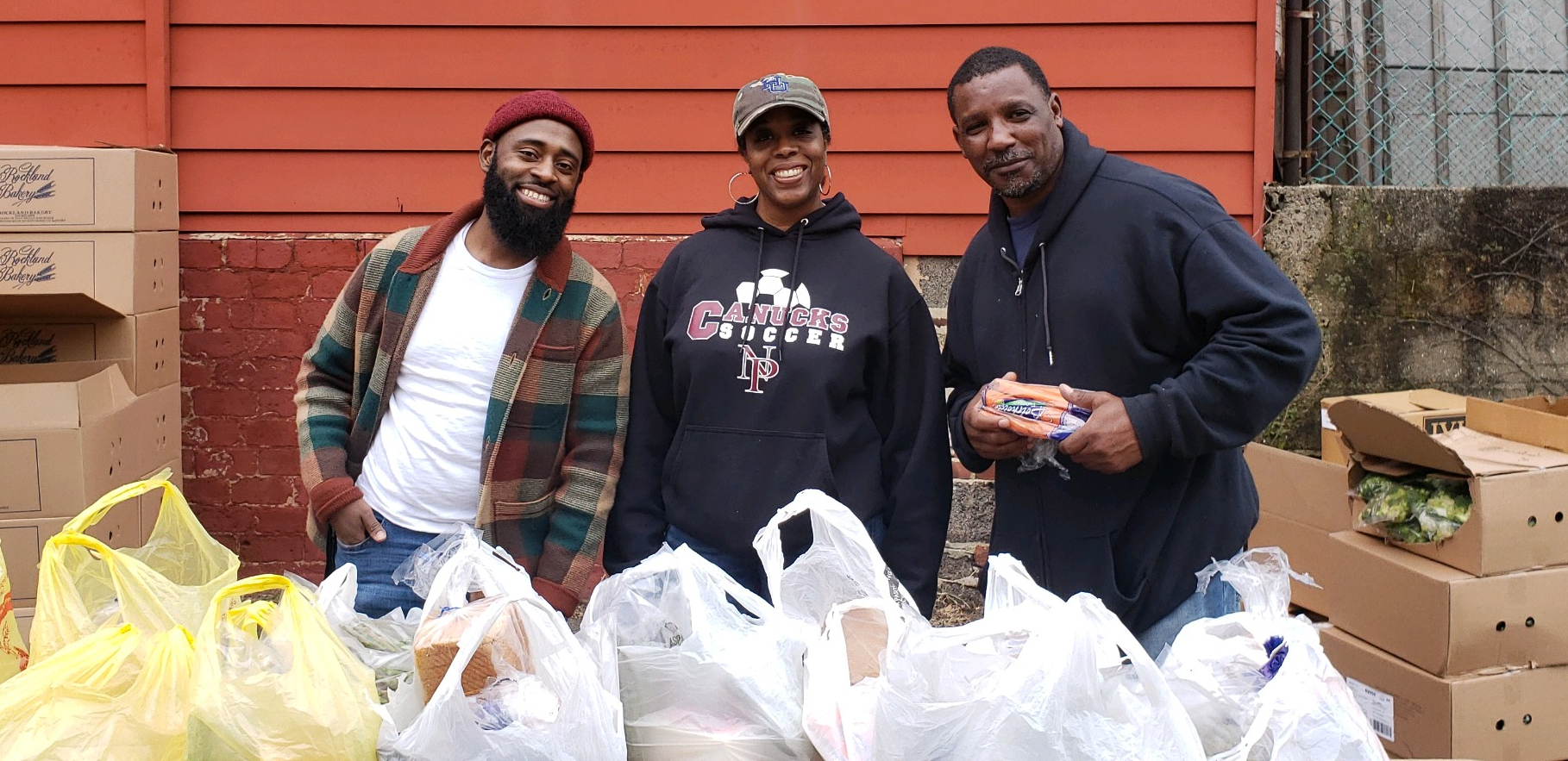 Newark Public Schools, food distribution,