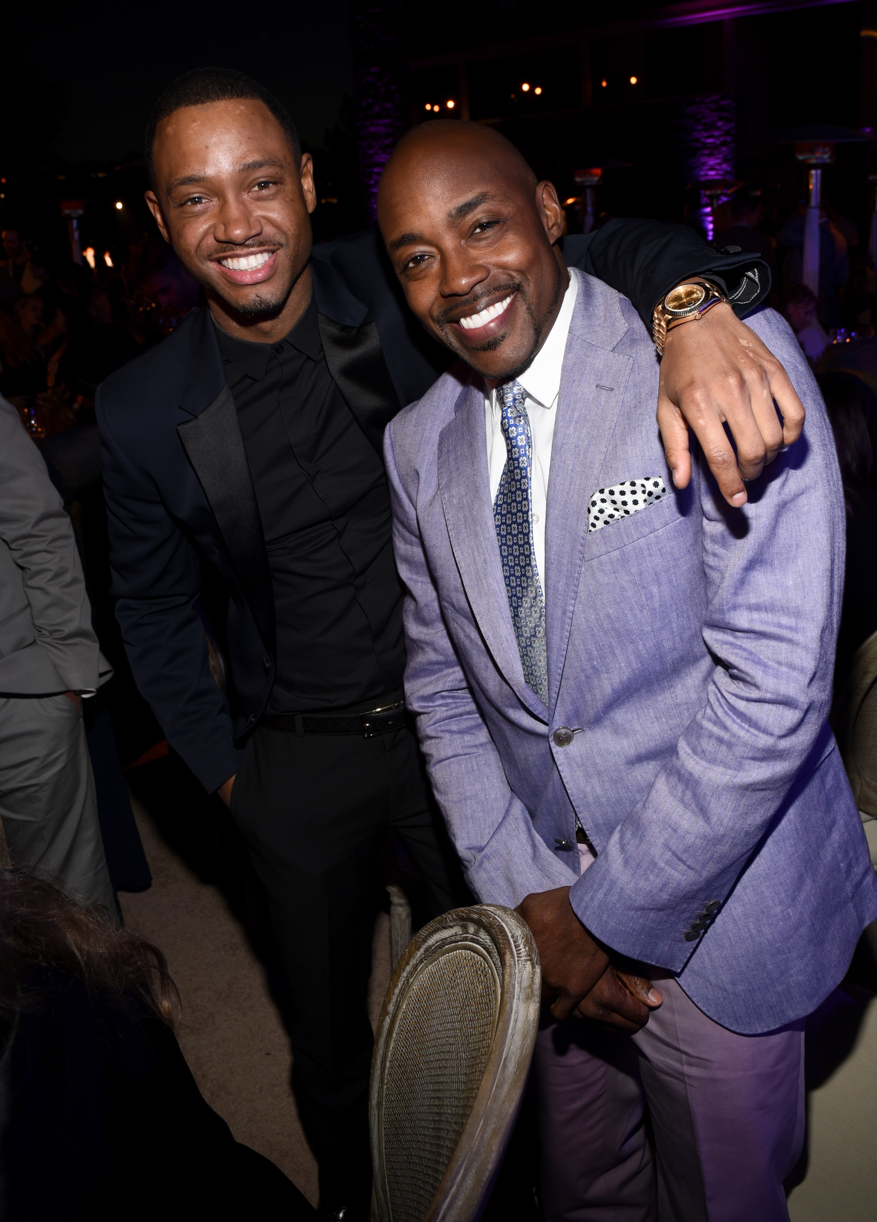 Terrence J and Will Packer