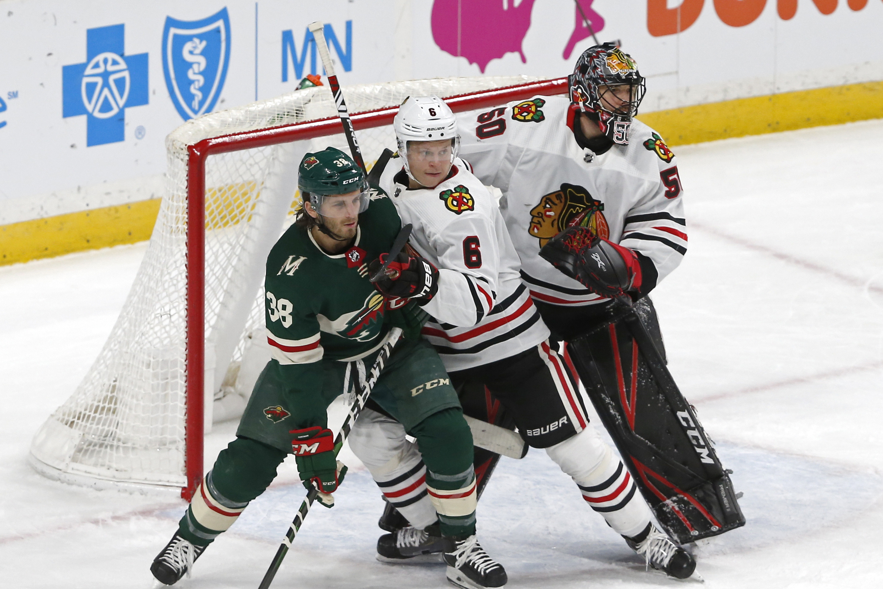 The Blackhawks may end up playing out their season after all, but it won't be an exciting stretch run.