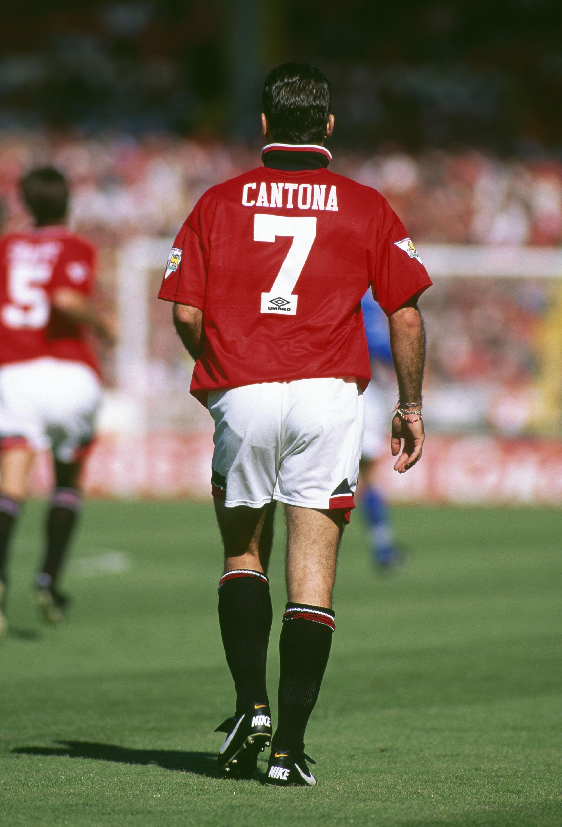 Eric Cantona Manchester United FC 1994