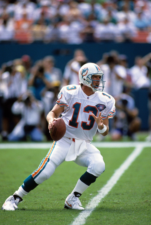 Dan Marino - Miami Dolphins - File Photos