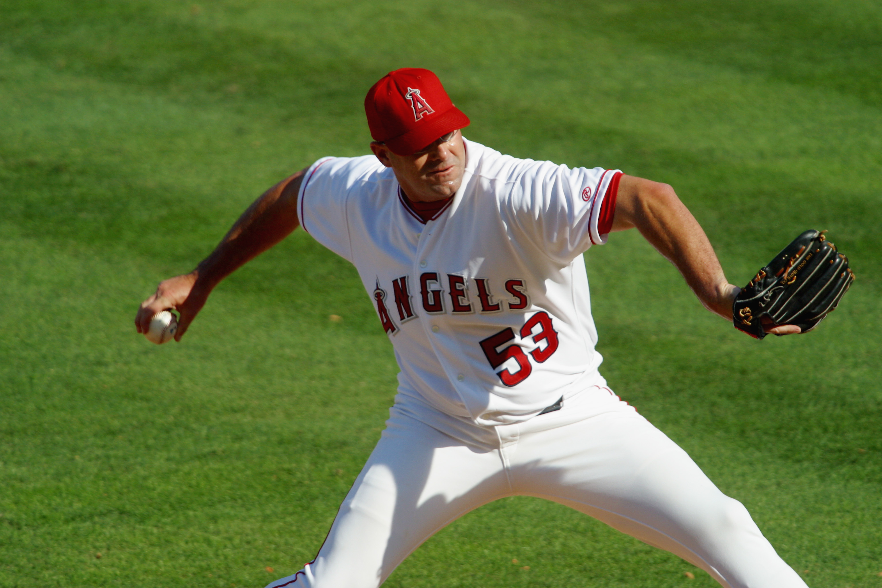 Yankees v Angels