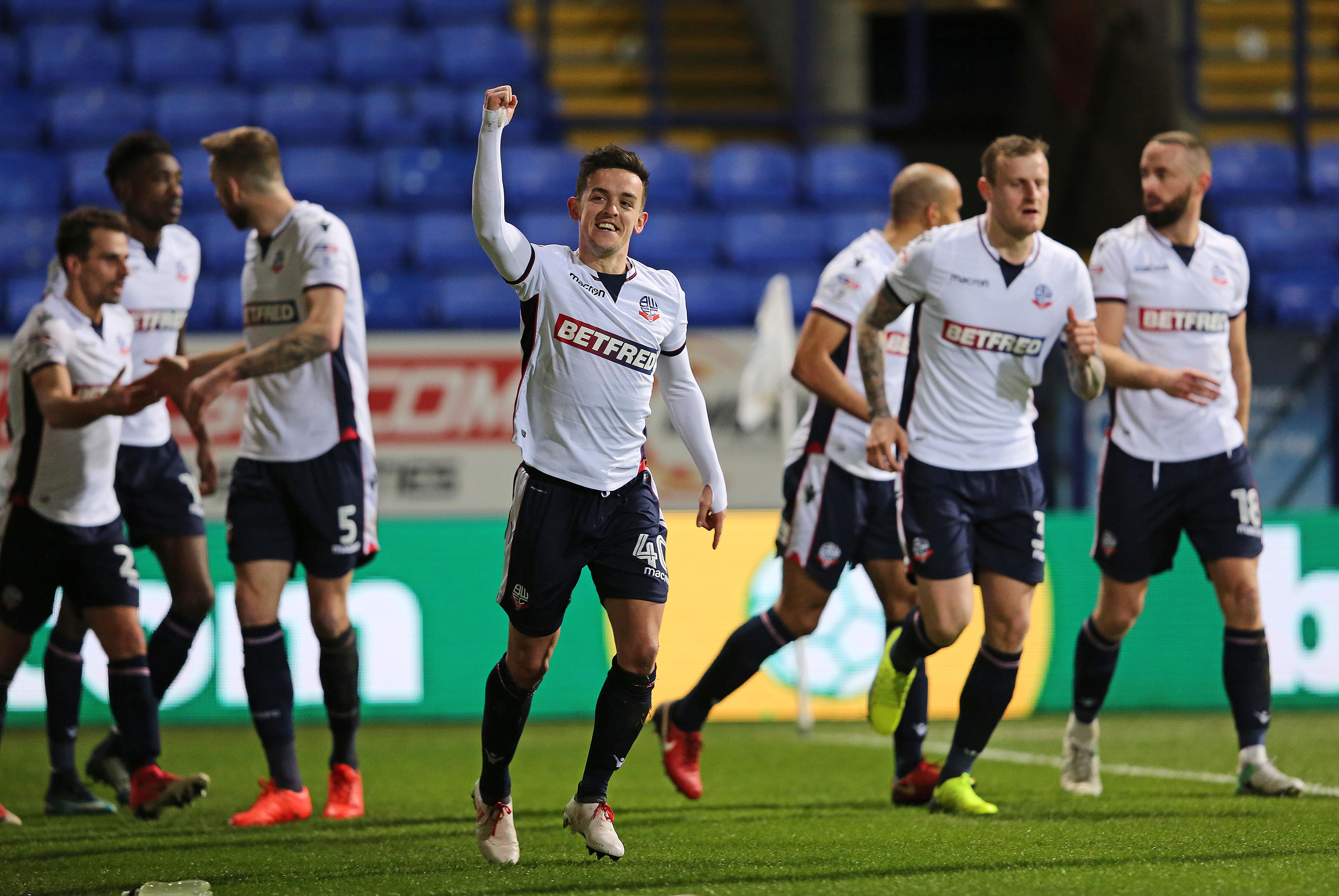 Bolton Wanderers v Sunderland - Sky Bet Championship
