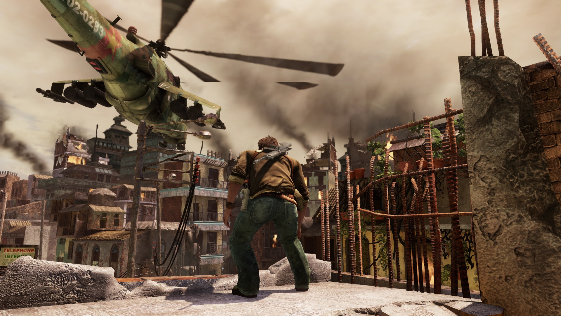 Uncharted 2: Among Thieves 'The Dig' treasure locations