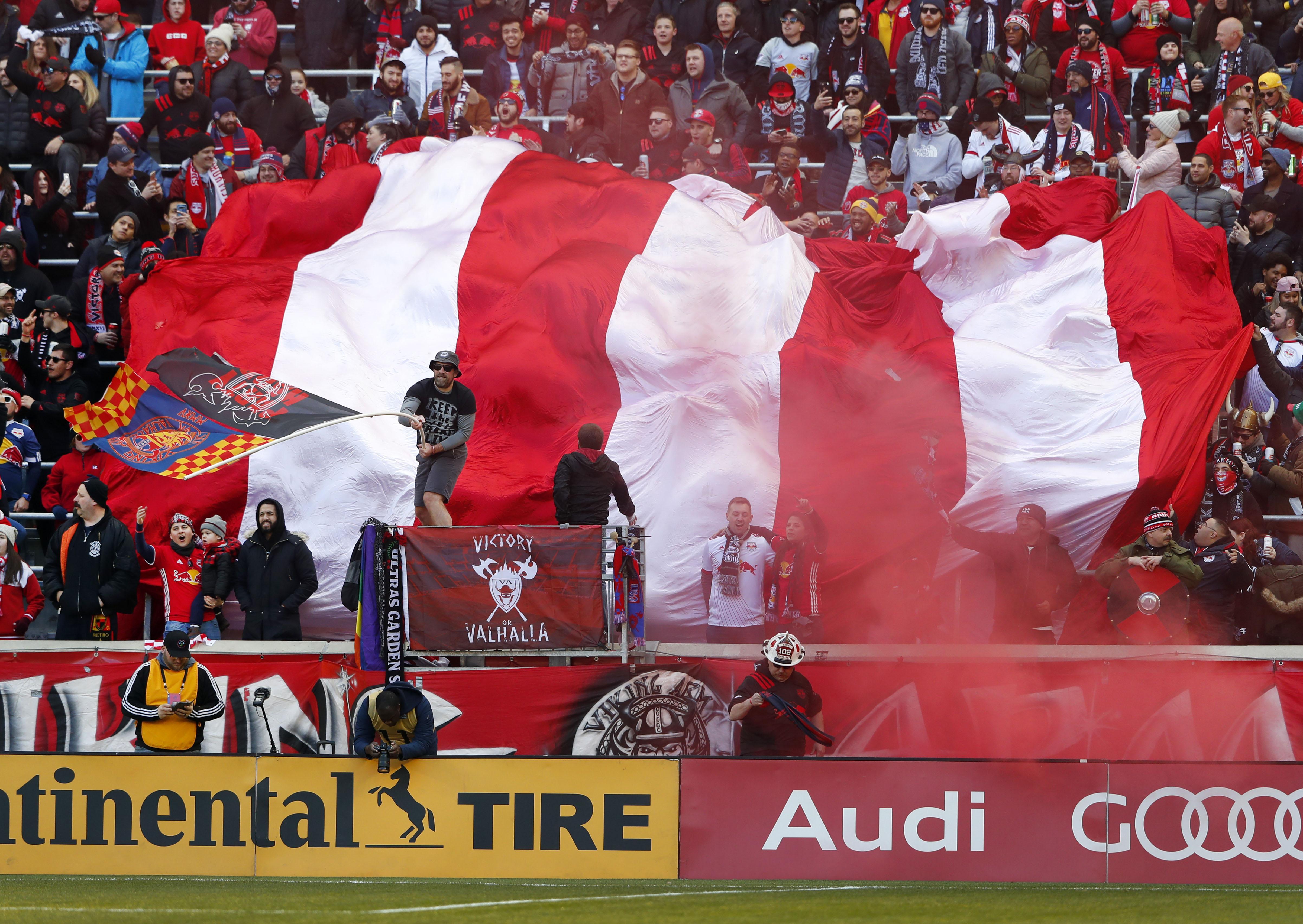 MLS: FC Cincinnati at New York Red Bulls