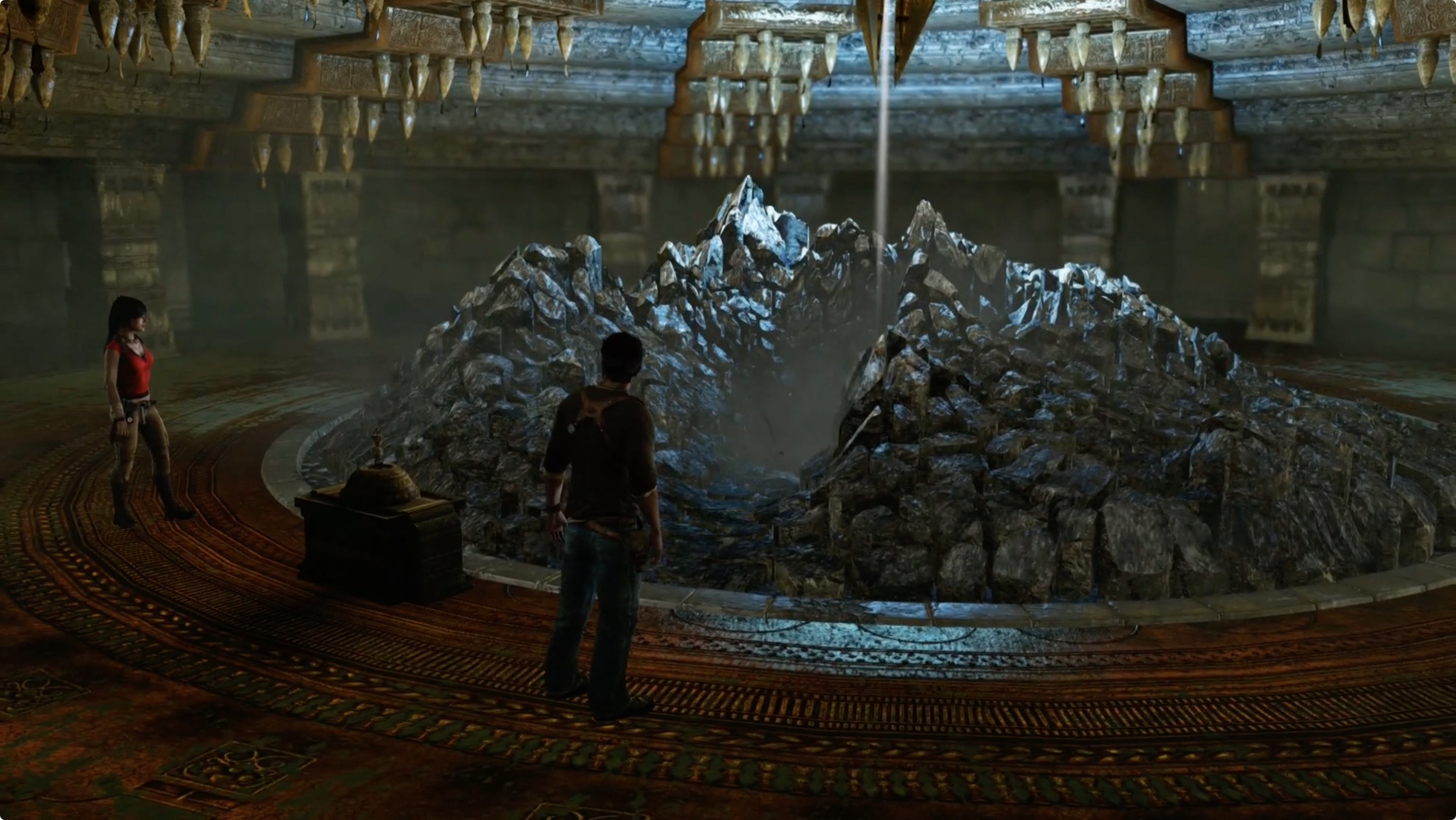 Uncharted 2: Among Thieves 'Path of Light' treasure locations