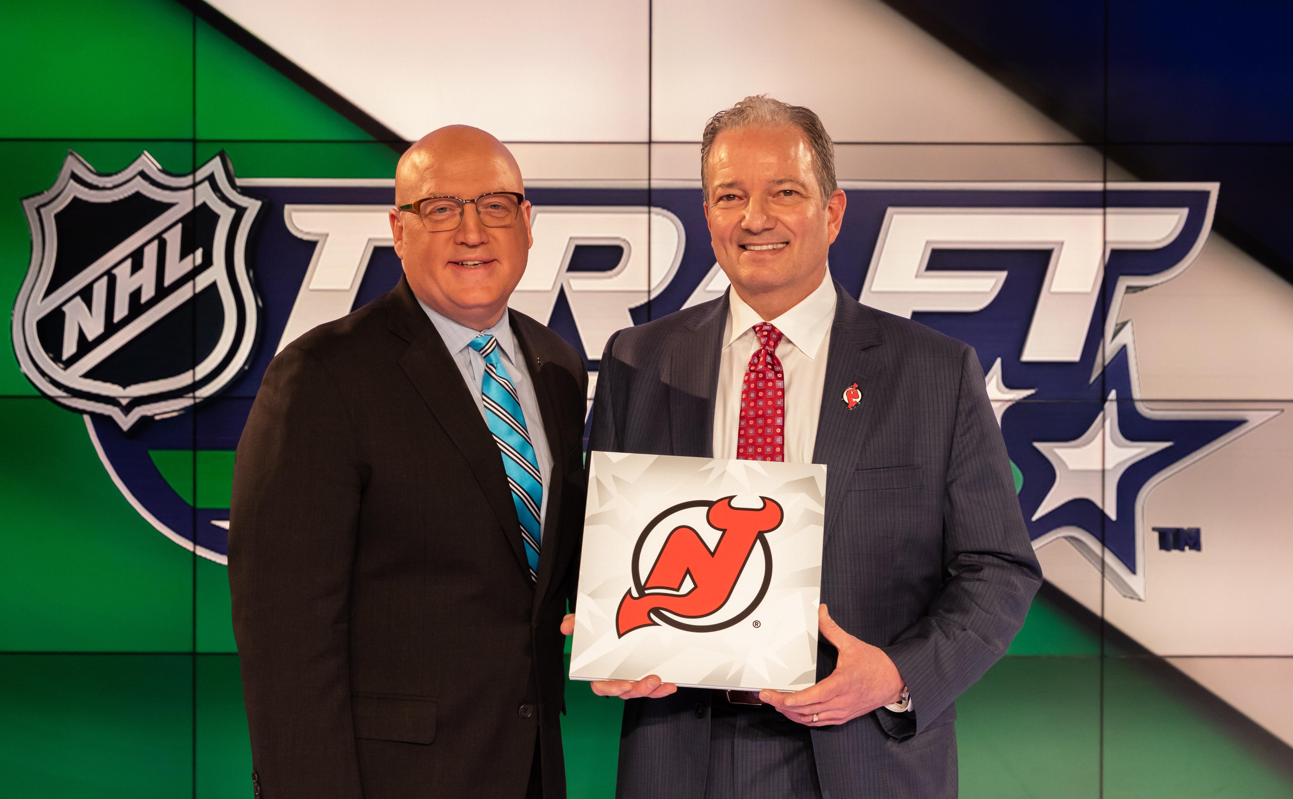 2019 NHL Lottery Draft