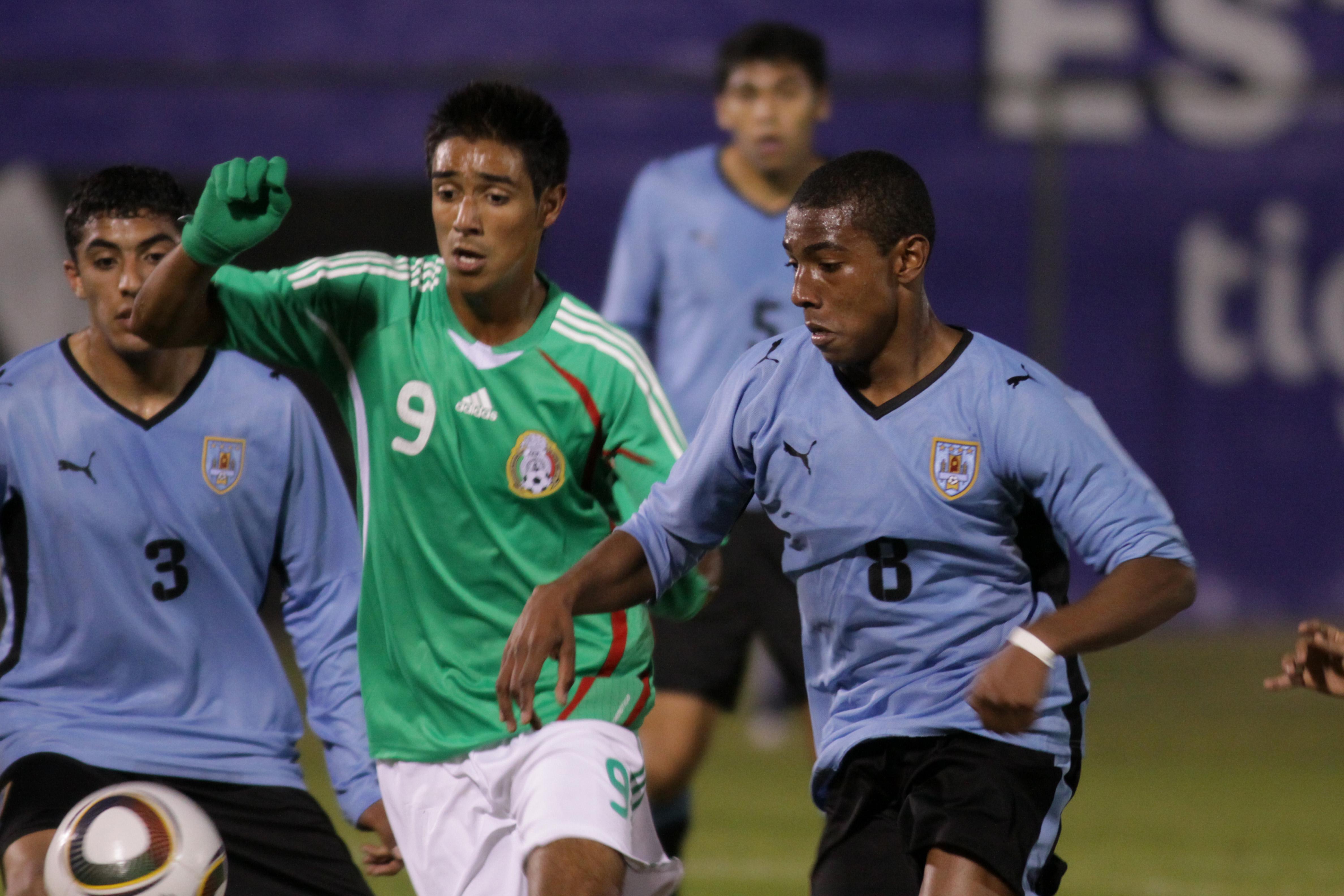 Mexico v Uruguay - U20 McDonald's Cup