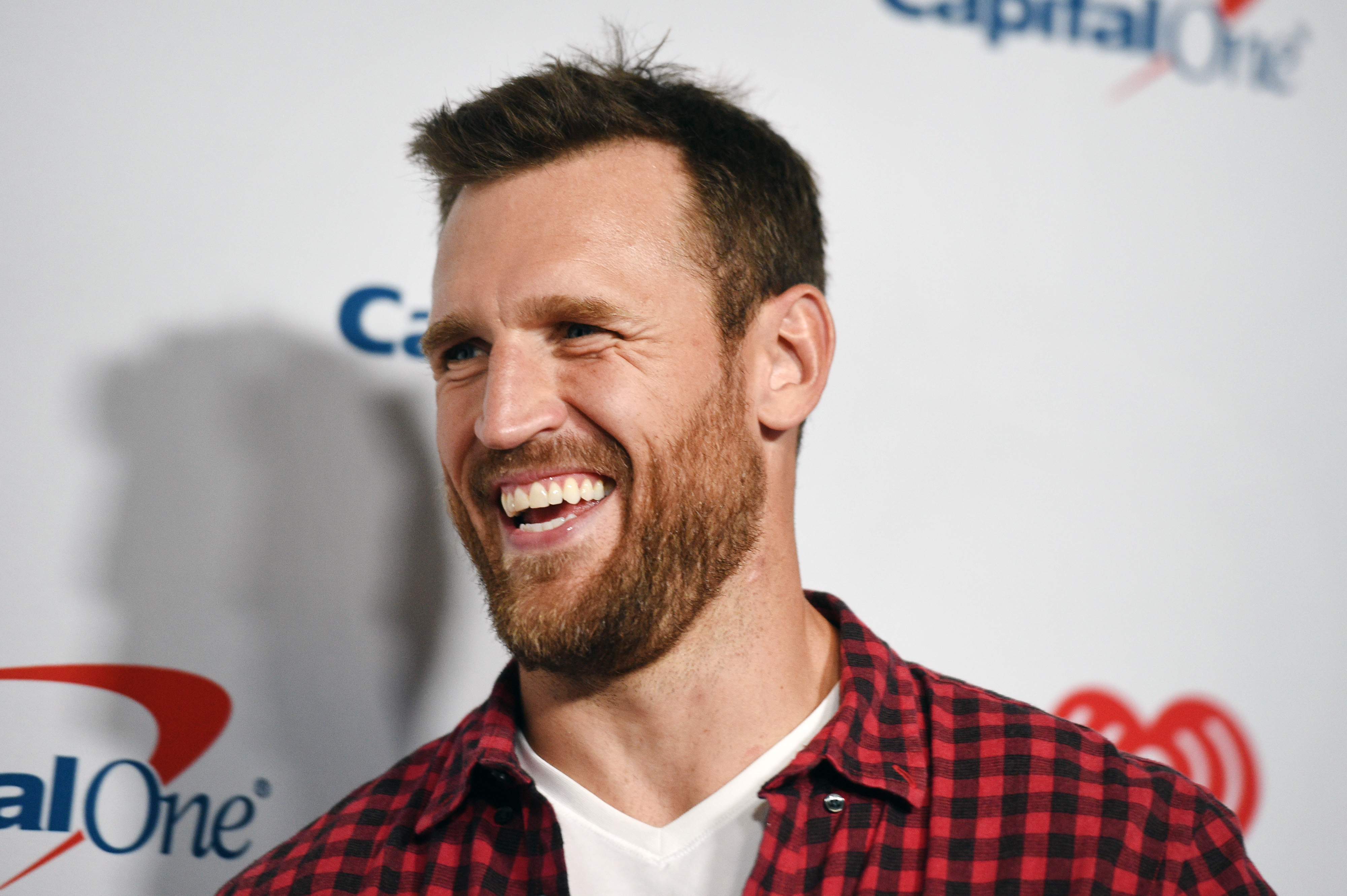 LAS VEGAS, NEVADA - SEPTEMBER 20: (EDITORIAL USE ONLY) Brooks Laich attends the 2019 iHeartRadio Music Festival at T-Mobile Arena on September 20, 2019 in Las Vegas, Nevada.