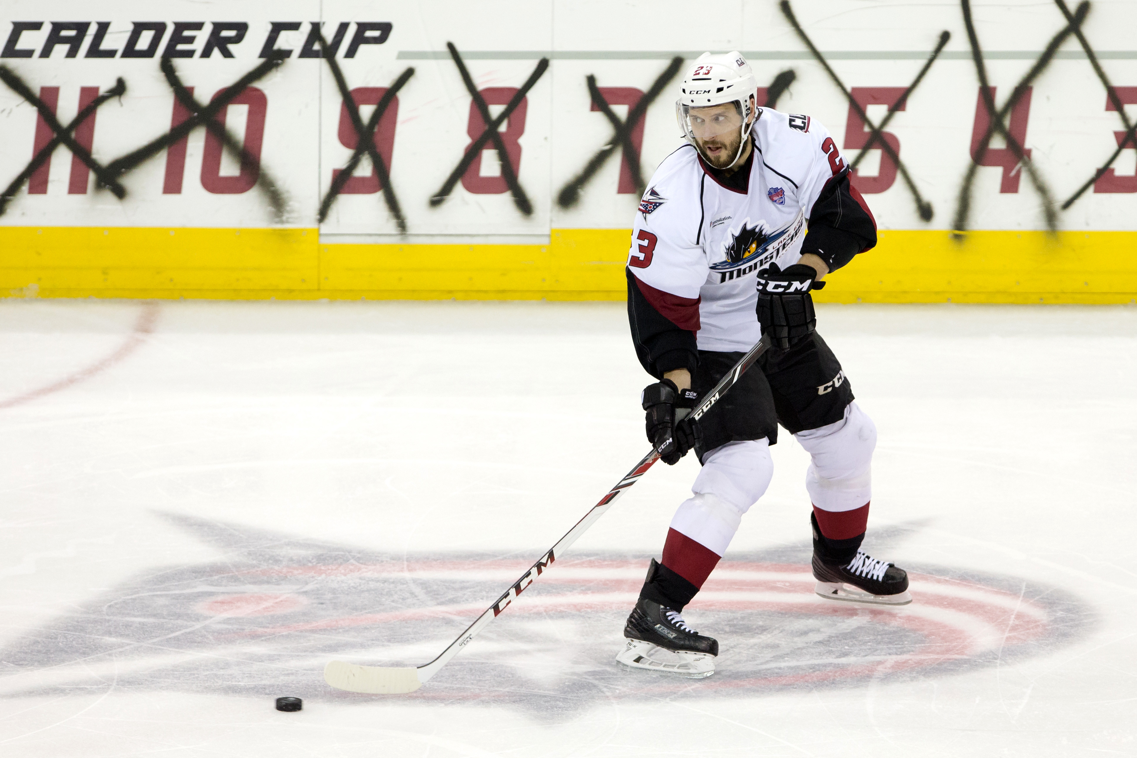 AHL: JUN 06 Calder Cup Finals - Game 3 - Hershey Bears at Lake Erie Monsters