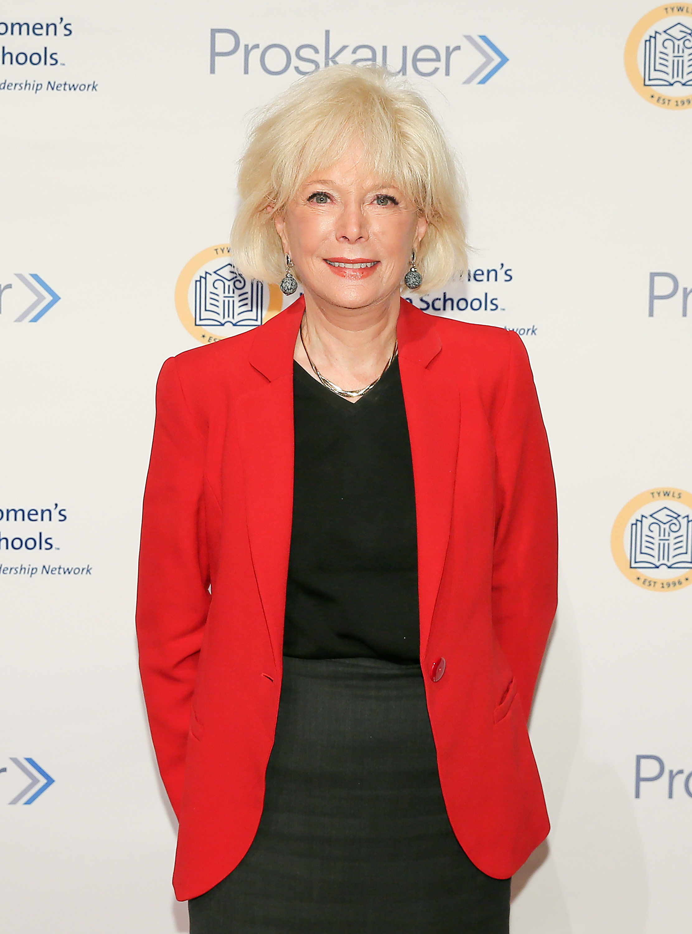 Lesley Stahl attends the 13th Annual (Em)Power Breakfast in 2019 in New York City.