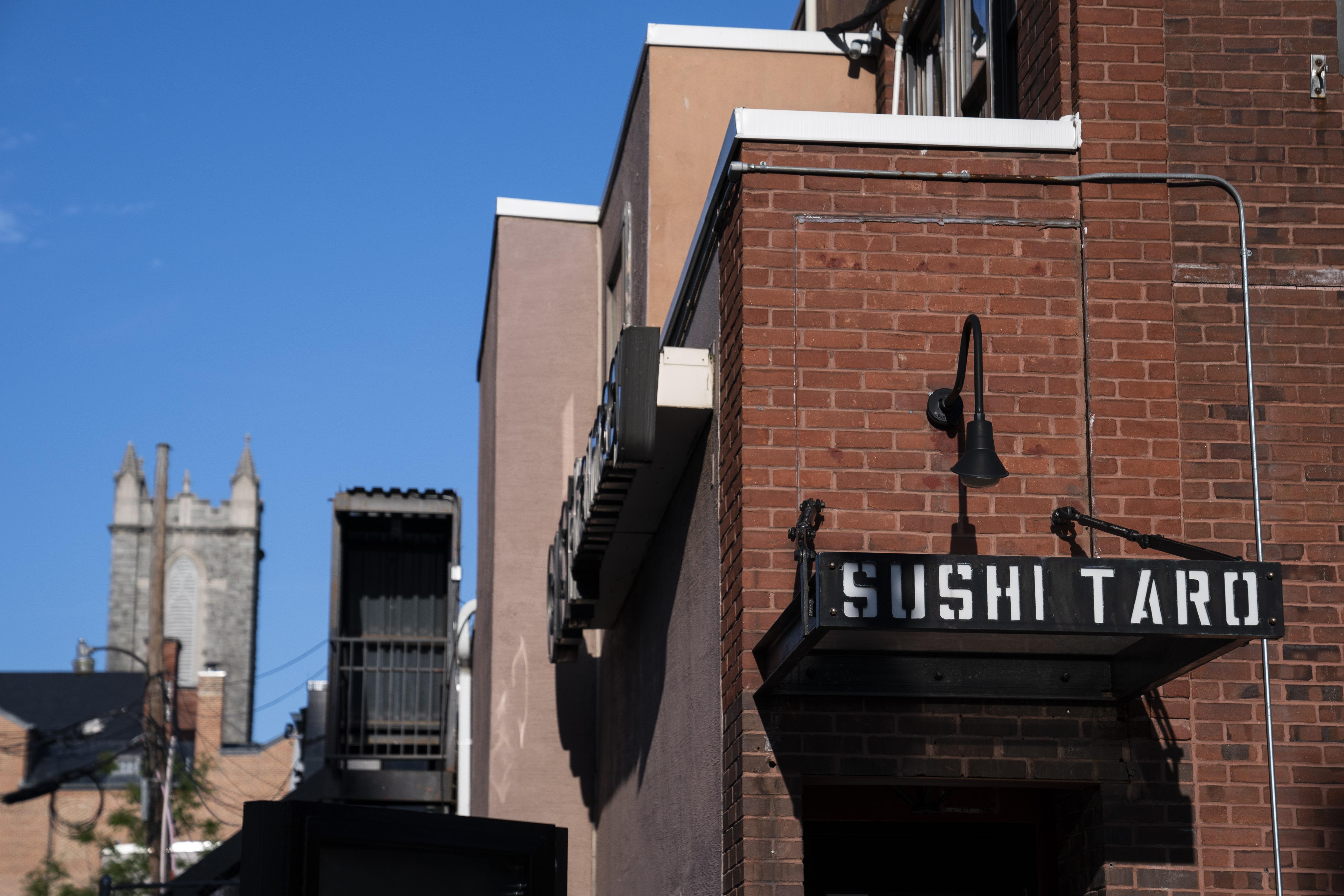 Famed D.C. Sushi Restaurant Sushi Taro Announces Its Closing