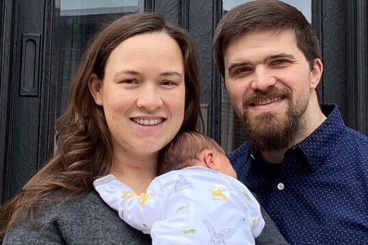 Keri Lynn Patton gave birth to daughter Freya Rose on April 9, but said New York-Presbyterian Brooklyn Methodist Hospital booted her husband Dave just two hours after her Cesarean-section delivery.