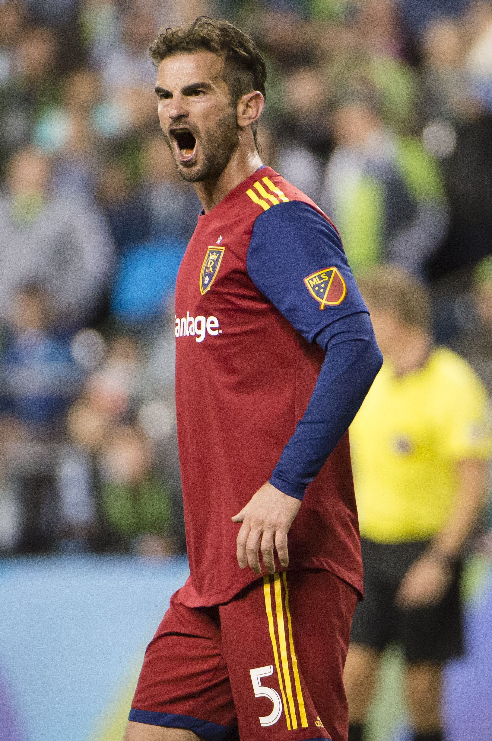 MLS: MLS Cup Conference Semifinals-Real Salt Lake at Seattle Sounders FC