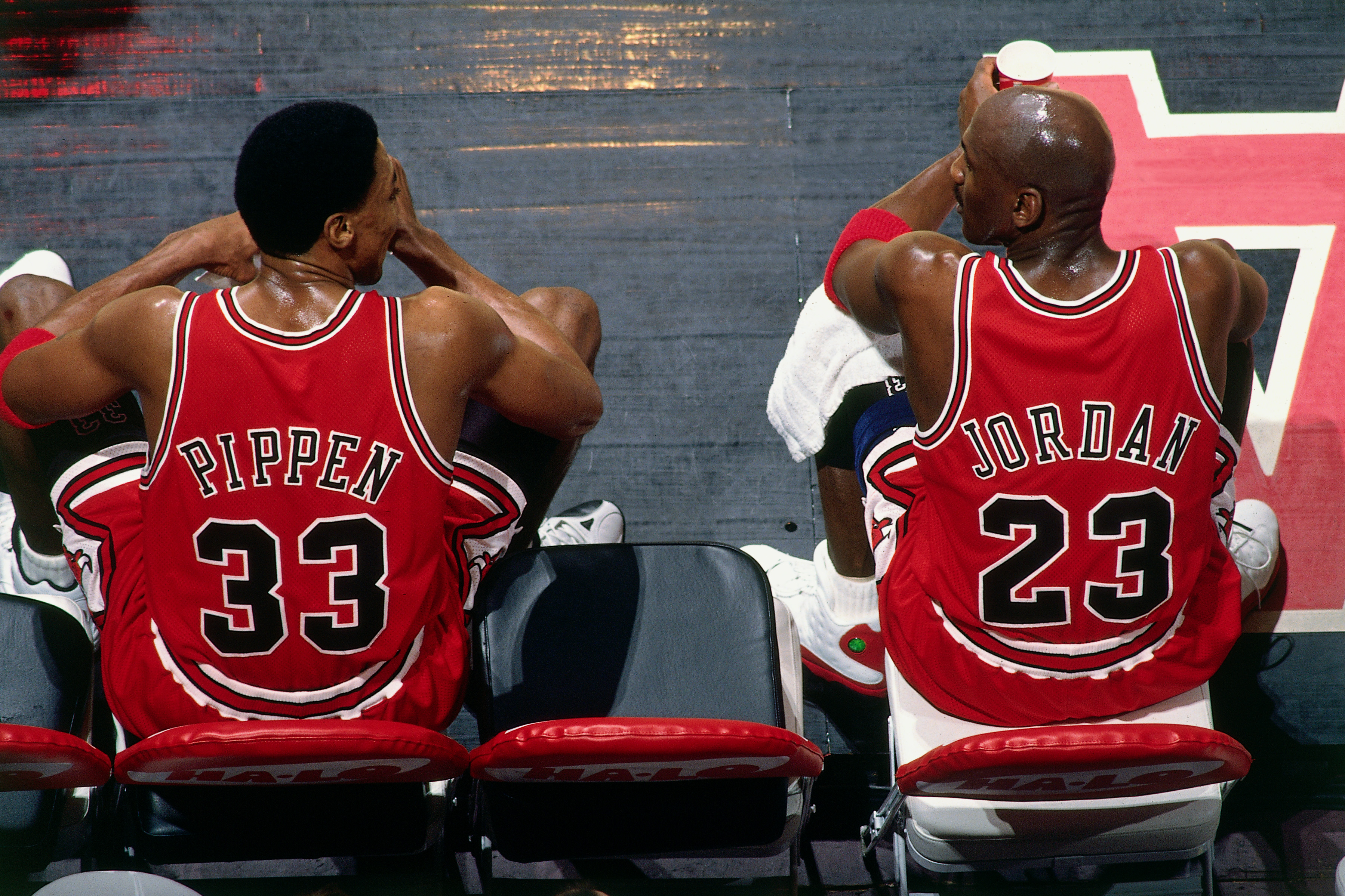Scottie Pippen and Michael Jordan had their issues with Isiah Thomas.