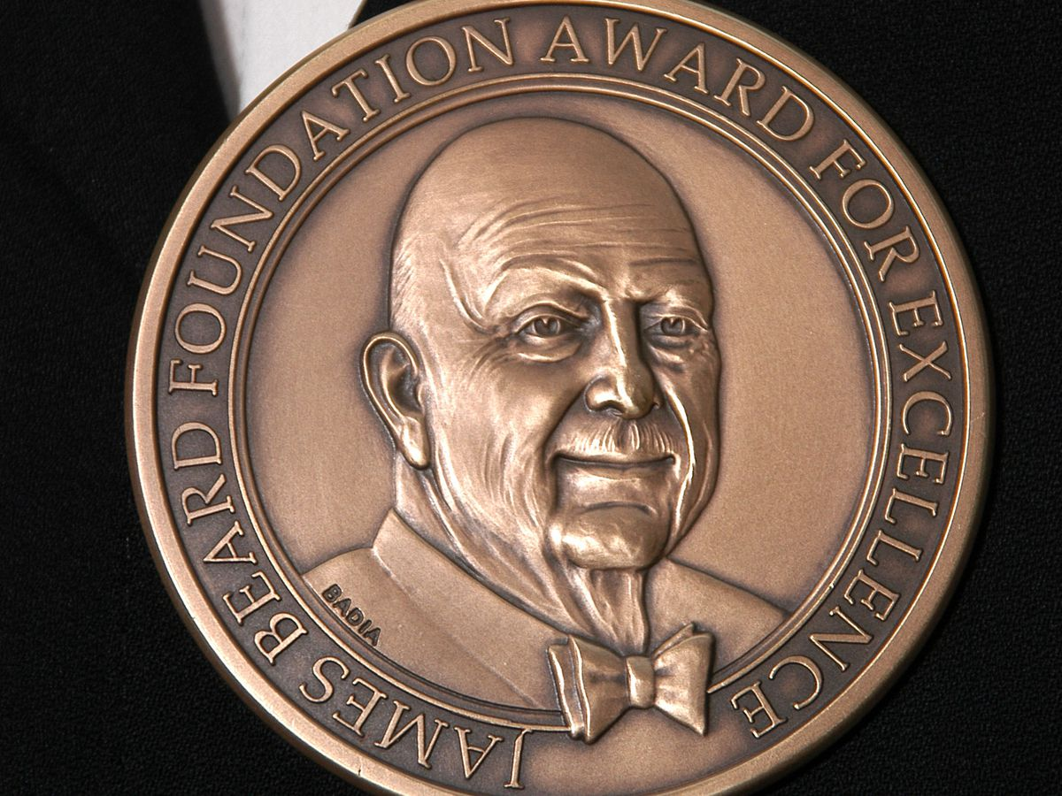A James Beard award