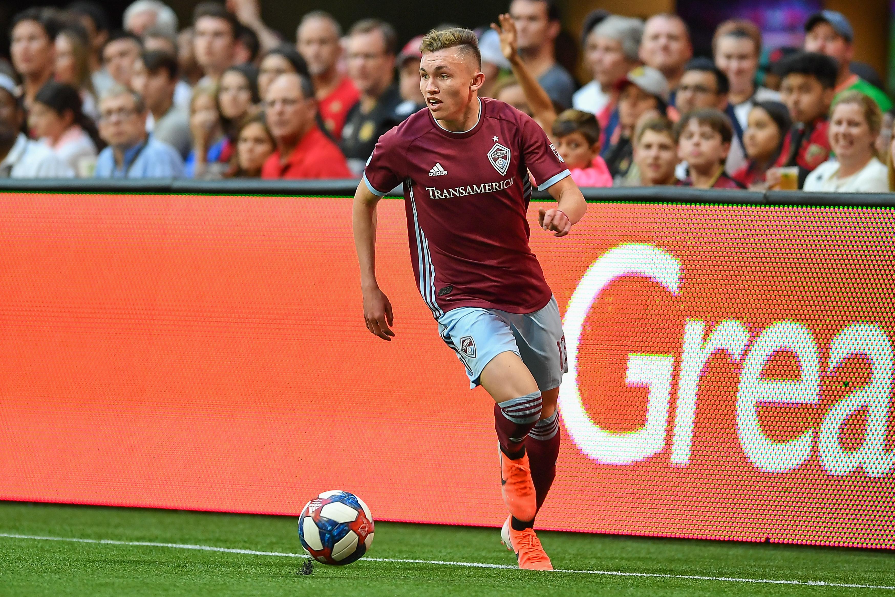 SOCCER: APR 27 MLS - Colorado Rapids at Atlanta United FC