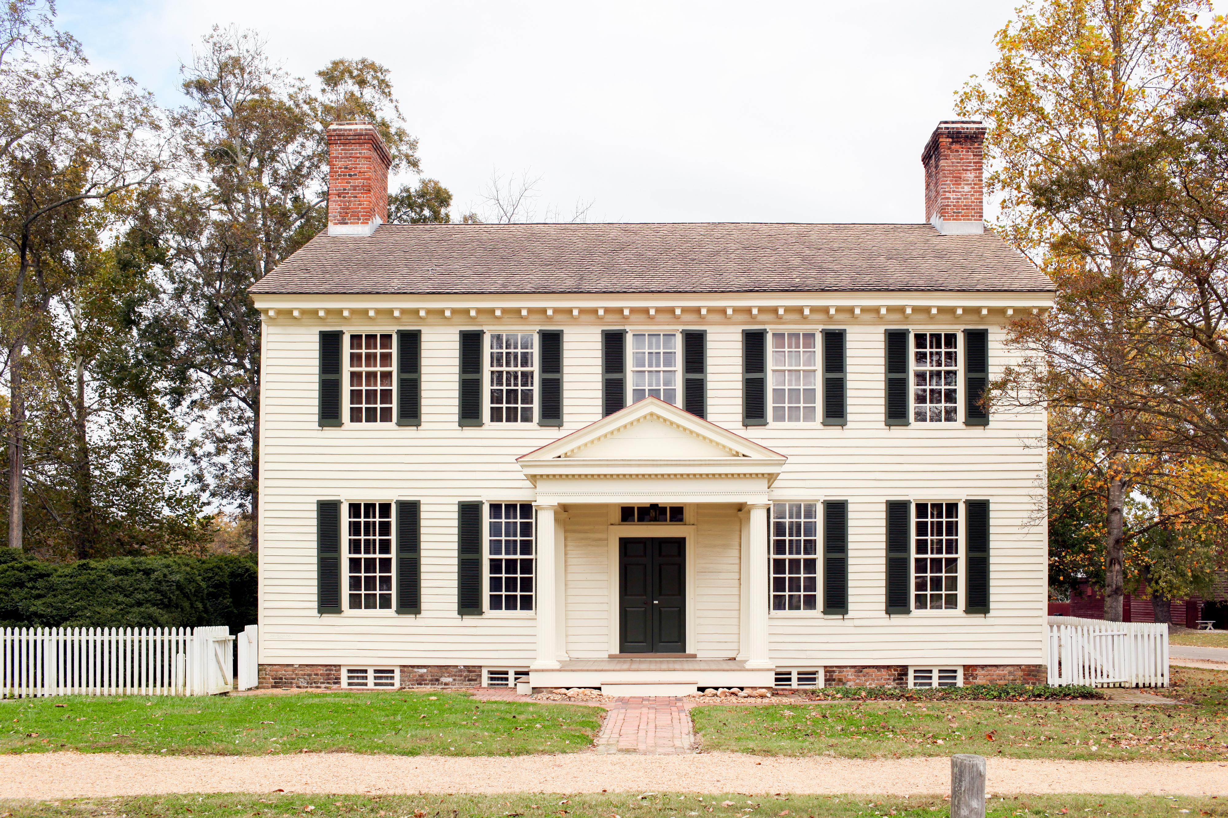 Home Exterior,Maryland