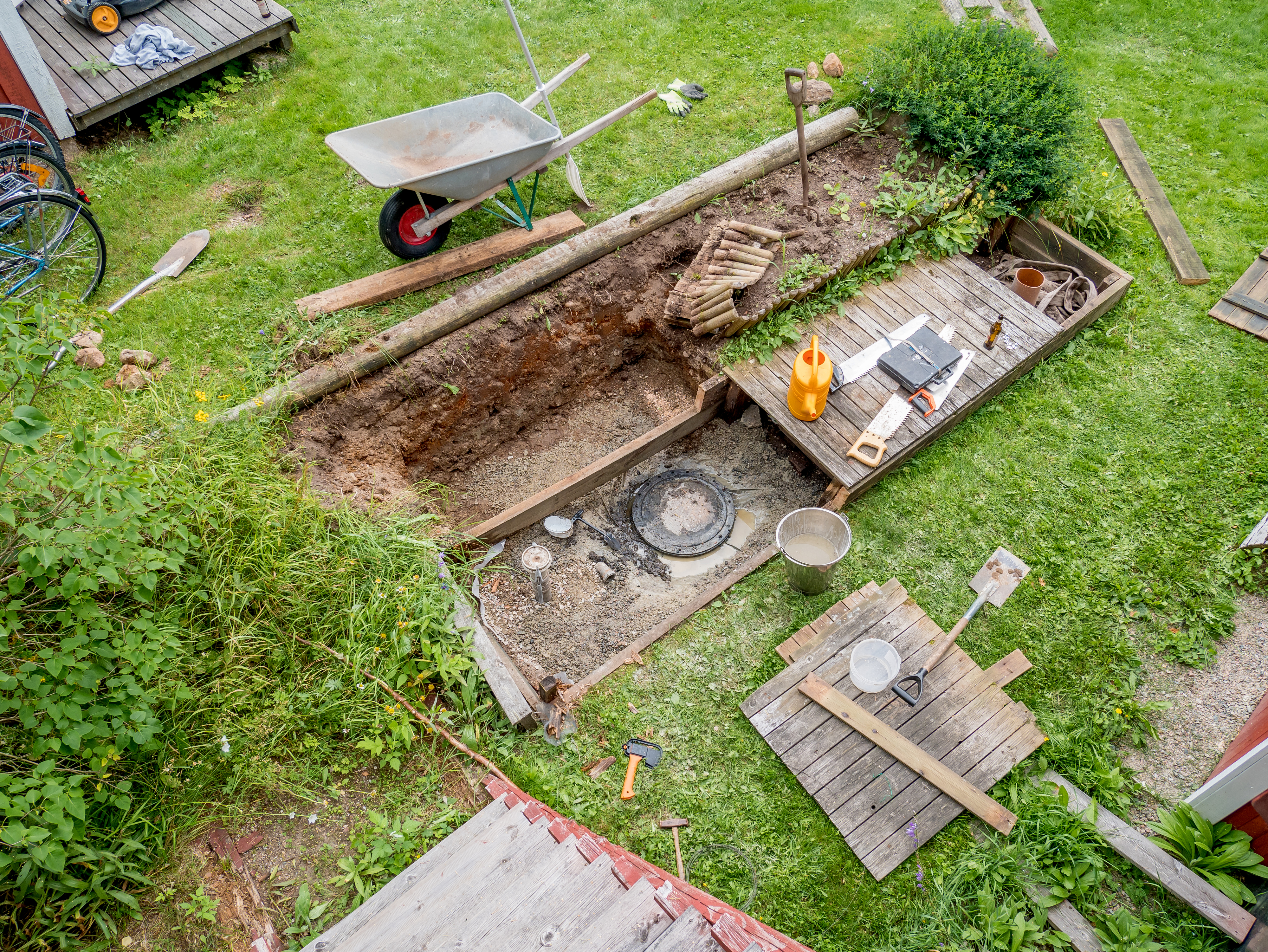 Septic System Home