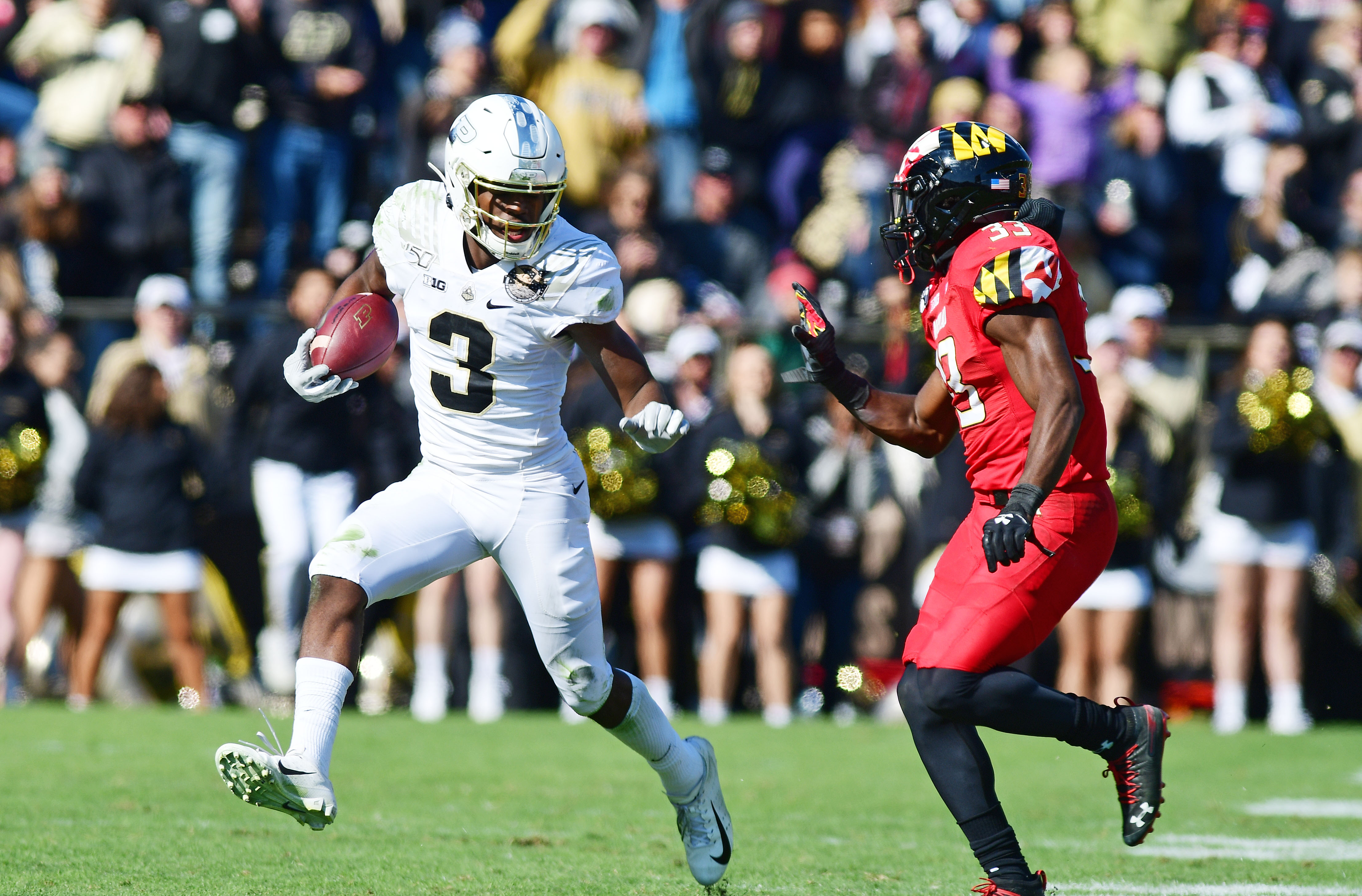 NCAA Football: Maryland at Purdue