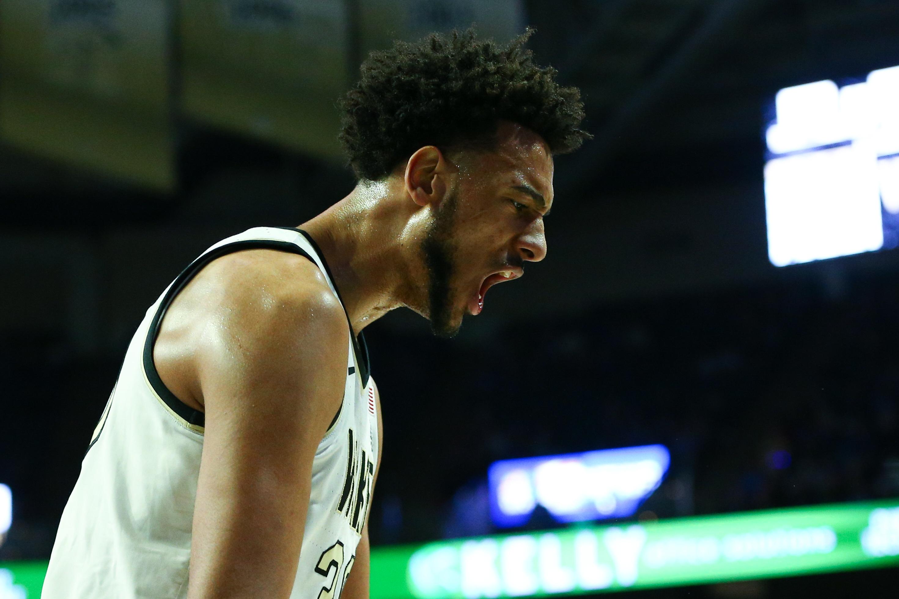 NCAA Basketball: Duke at Wake Forest
