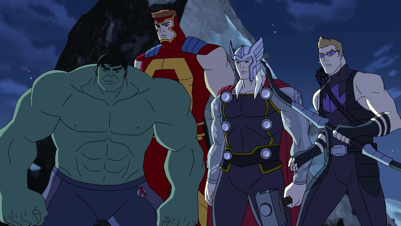 "Disney XD's ""Marvel's Avengers: Ultron Revolution"" - Season Three"
