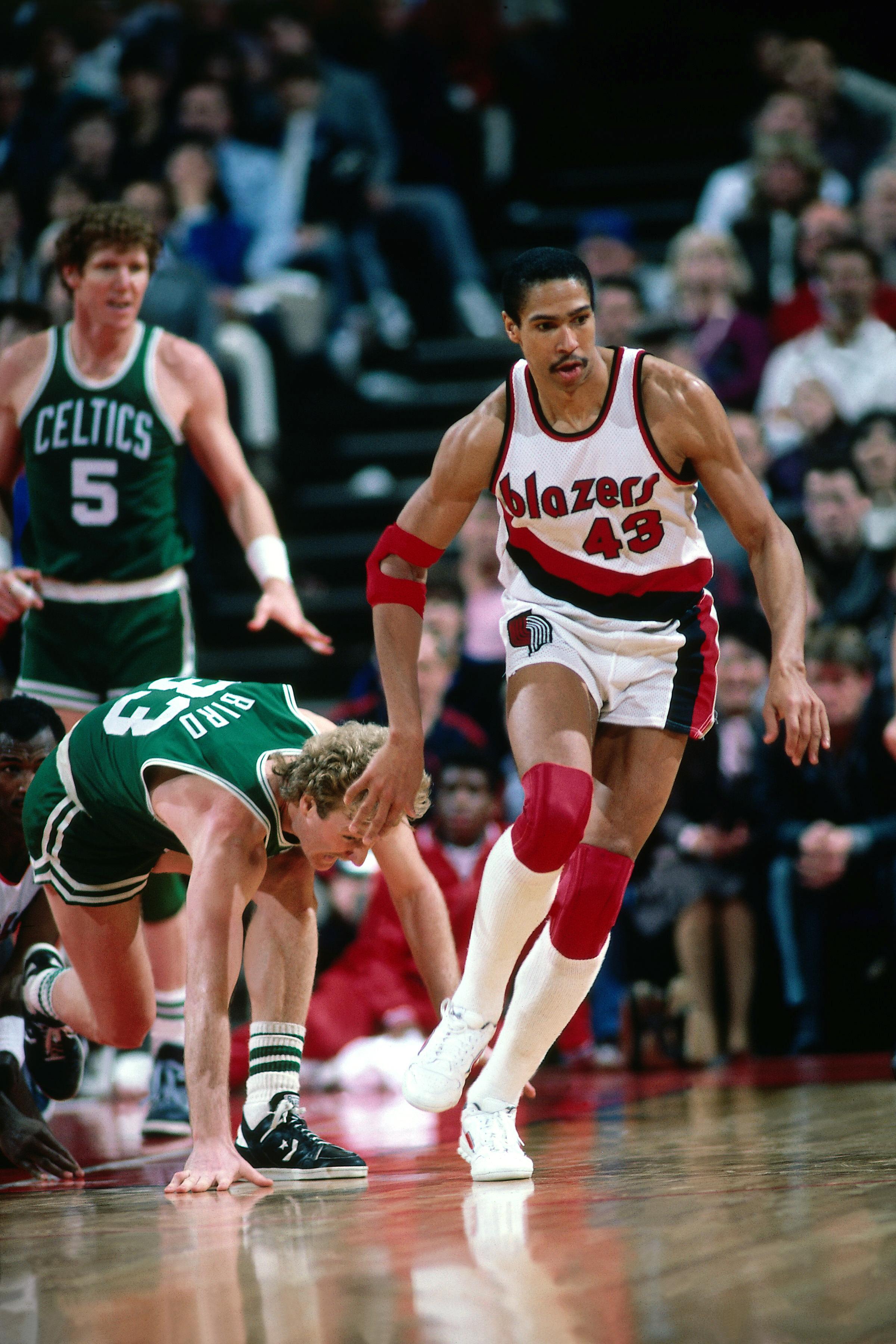 Portland Trailblazers vs. Boston Celtics