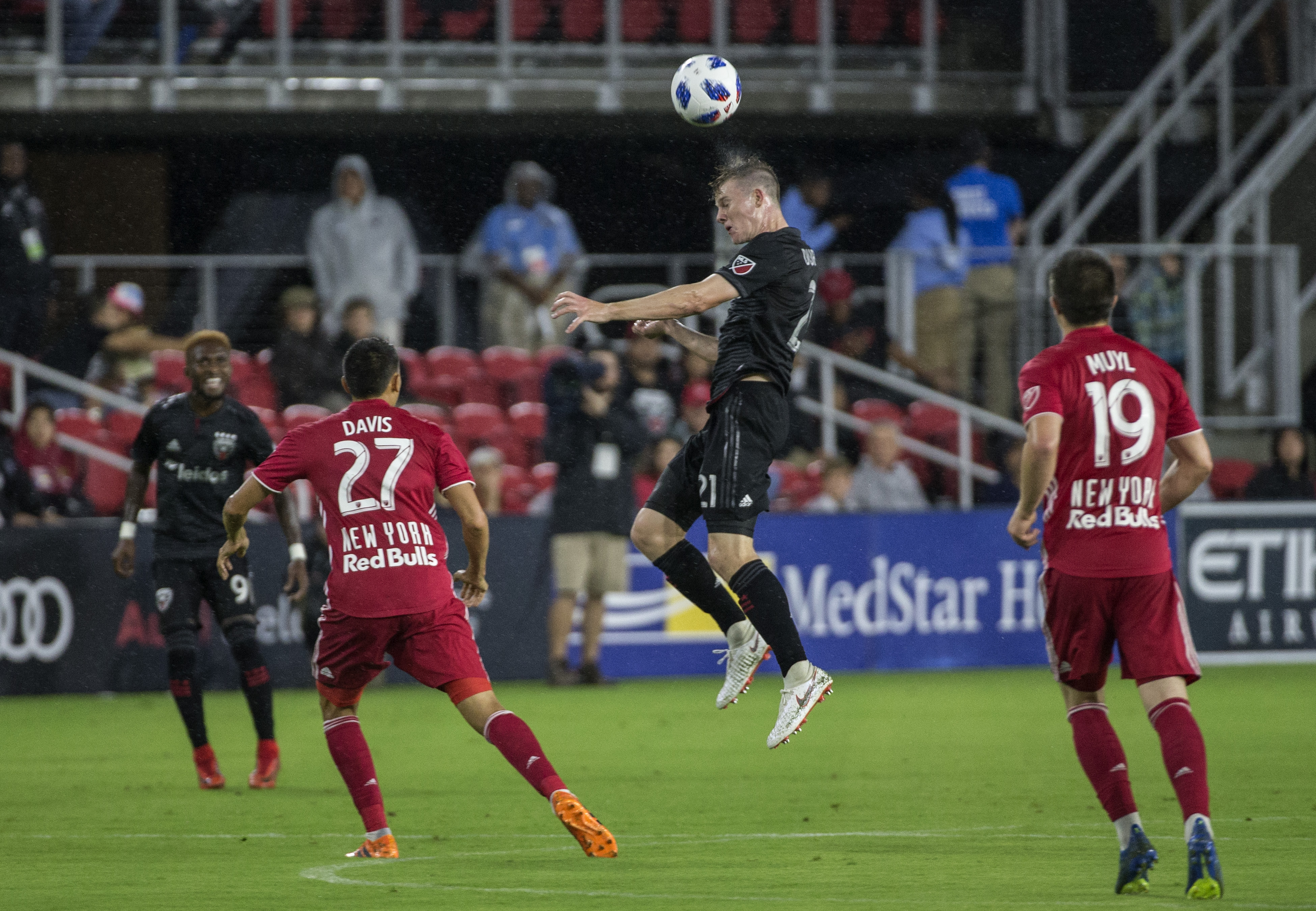 SOCCER: JUL 25 MLS - NY Red Bulls at DC United
