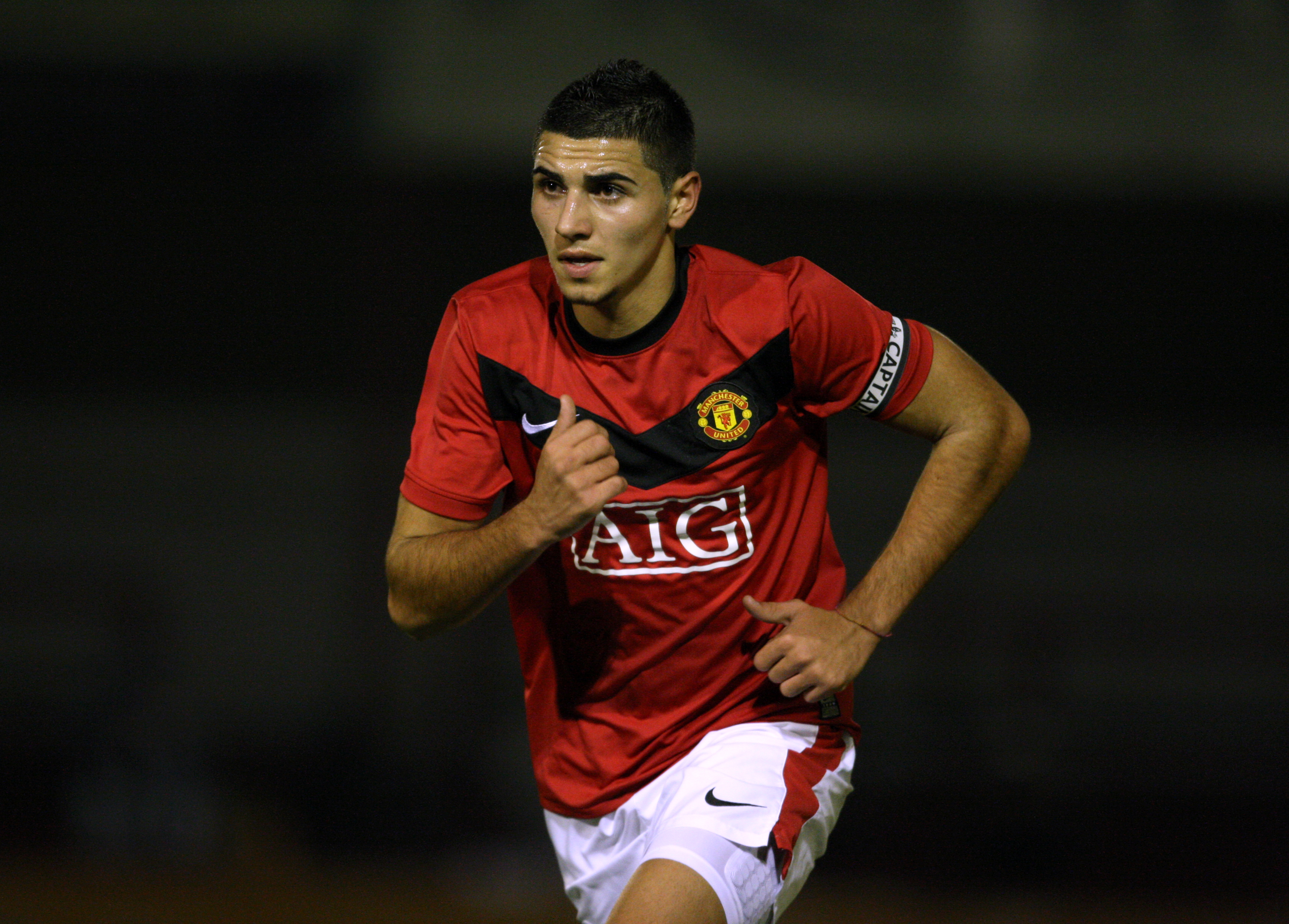Soccer - FA Youth Cup - Third Round - Manchester United v Birmingham City - Moss Lane