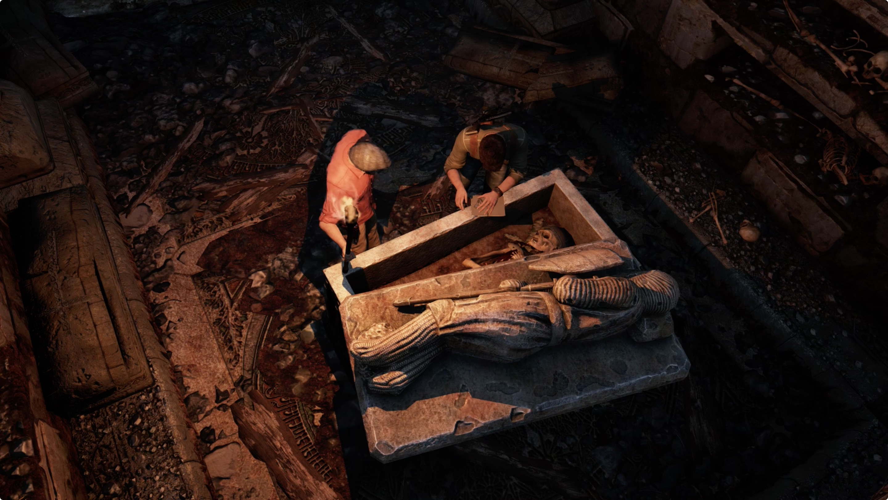Uncharted 3: Drake's Deception 'The Chateau' treasure locations guide
