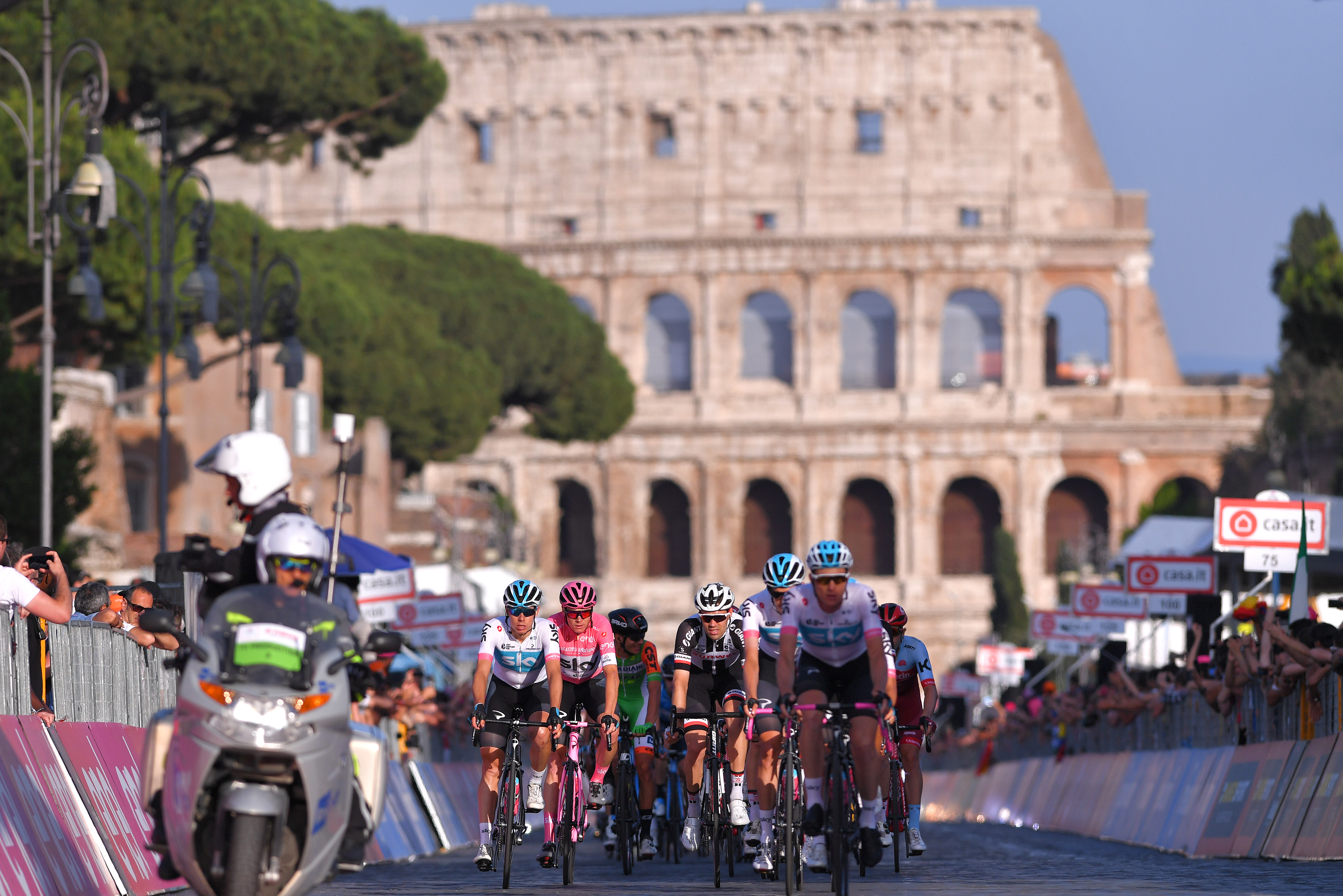 Cycling: 101st Tour of Italy 2018 / Stage 21
