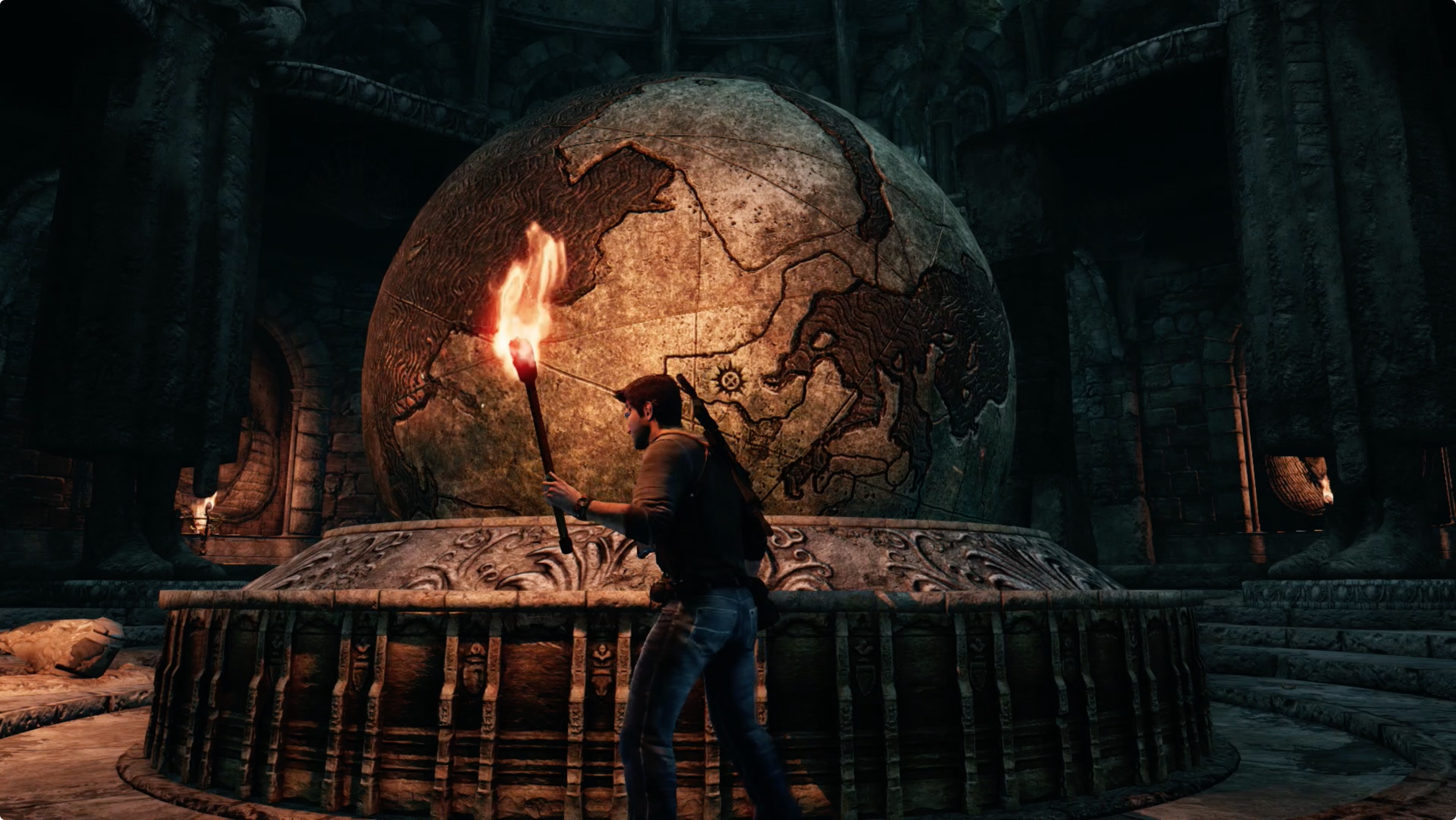 Uncharted 3: Drake's Deception 'The Middle Way' treasure locations guide