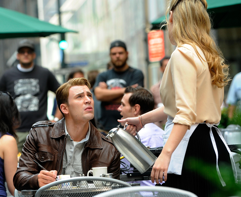 """On Location For """"Avengers"""" - September 3, 2011"""